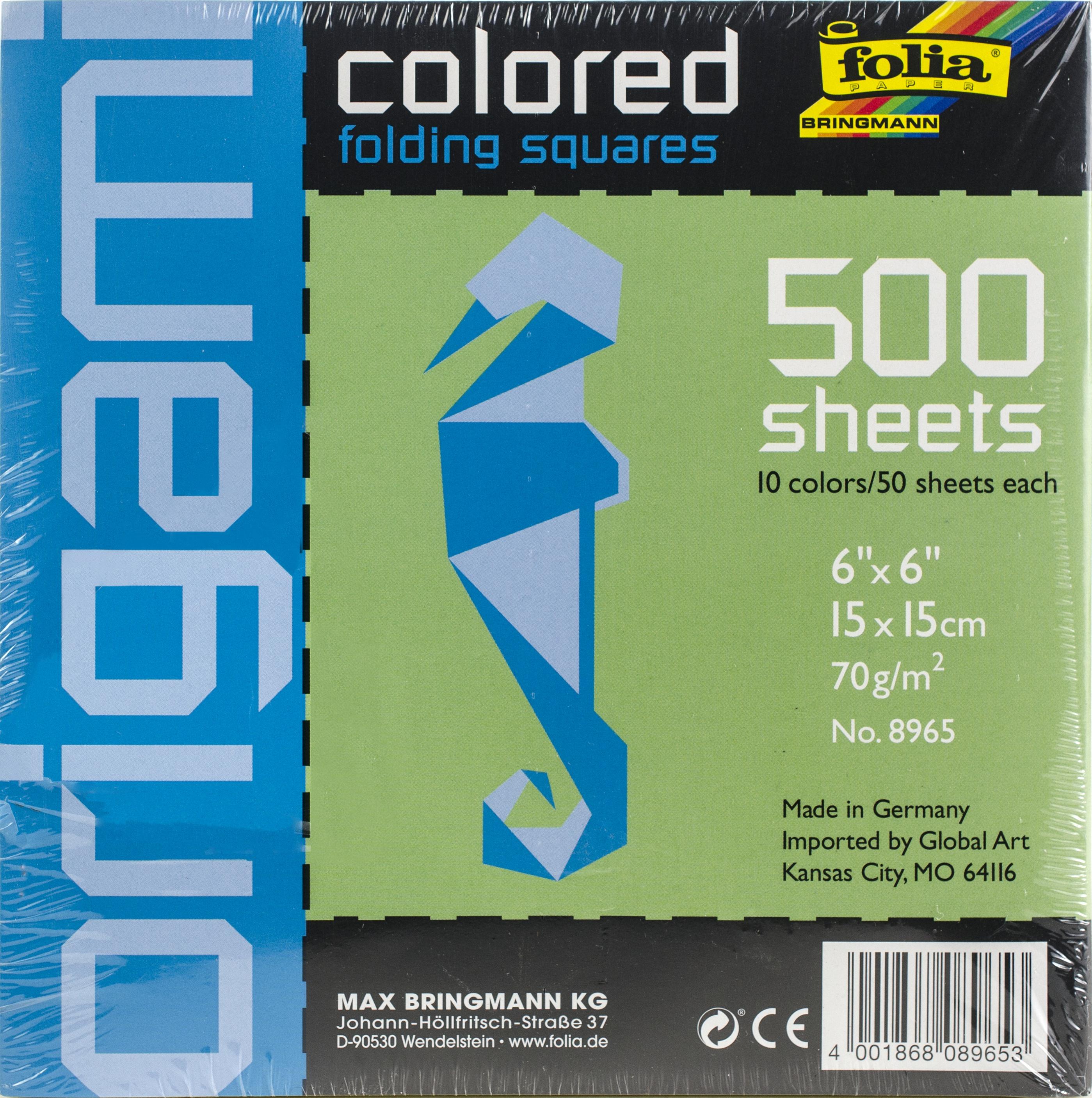 Speedball Art Origami 6x6 paper