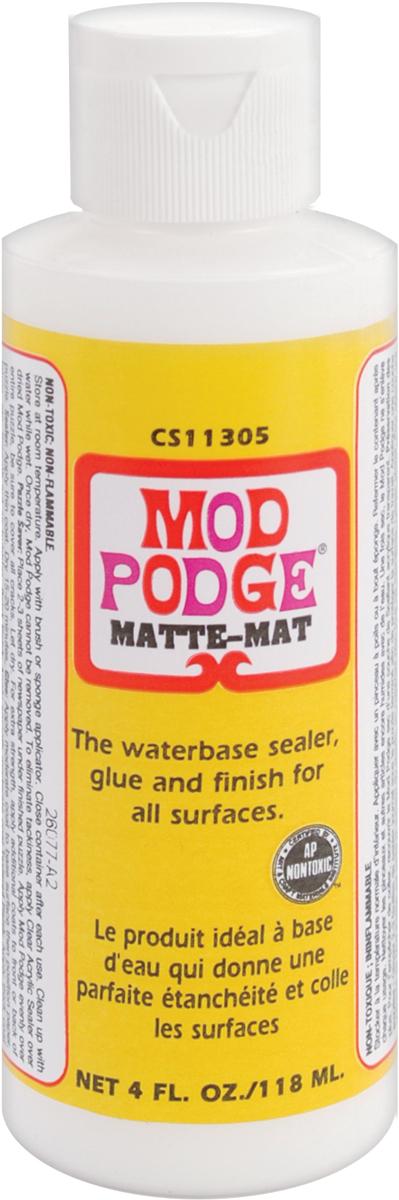 4 oz Mod Podge - Matt