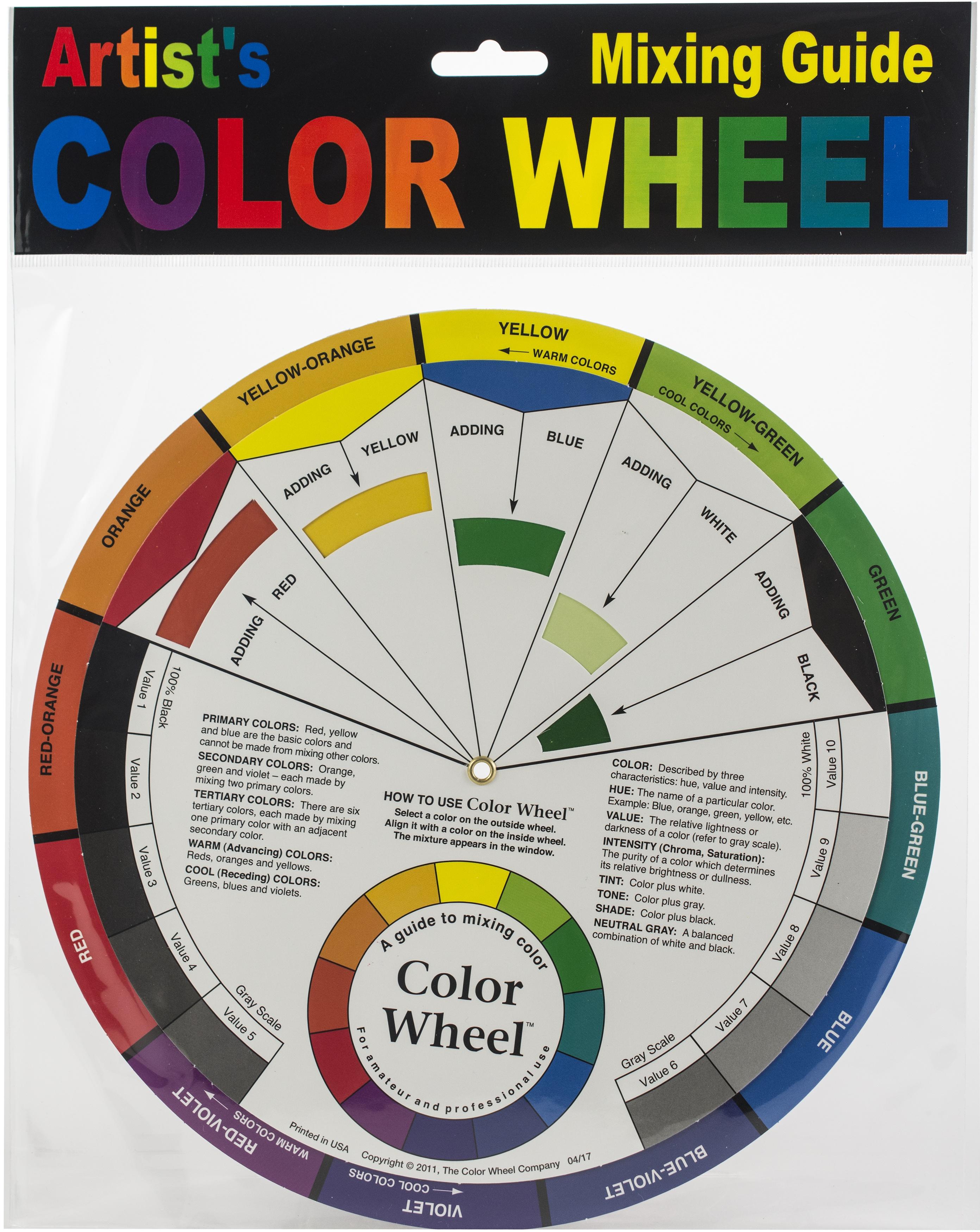 Color Wheel-9.25