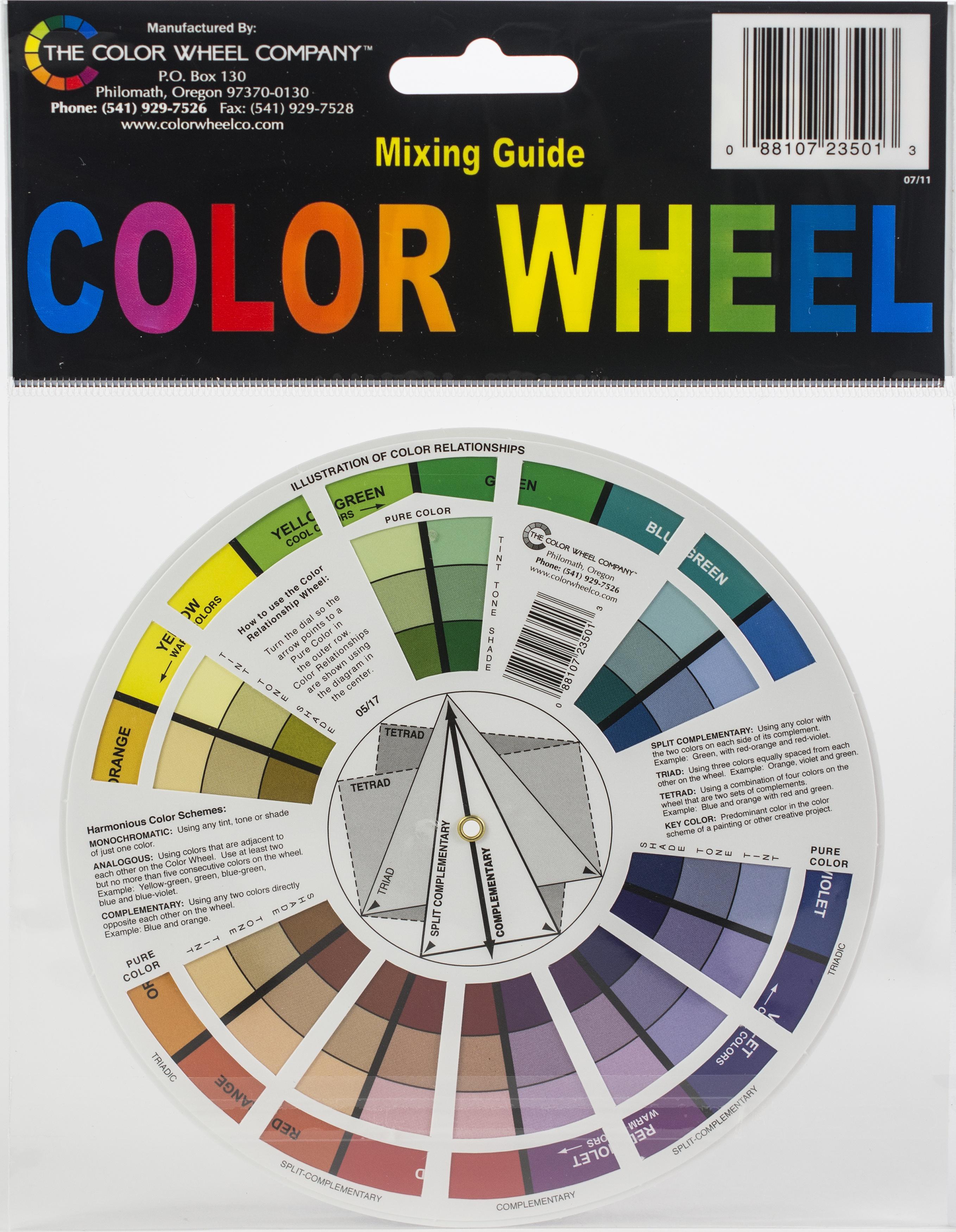 Pocket Color Wheel-5.125