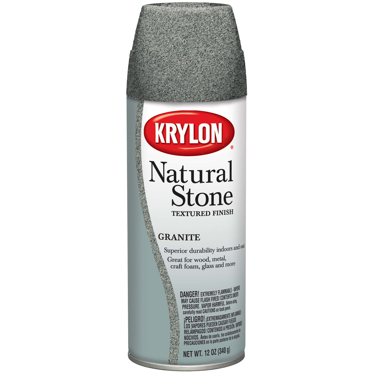 Natural Stone Aerosol Spray 12oz-Granite