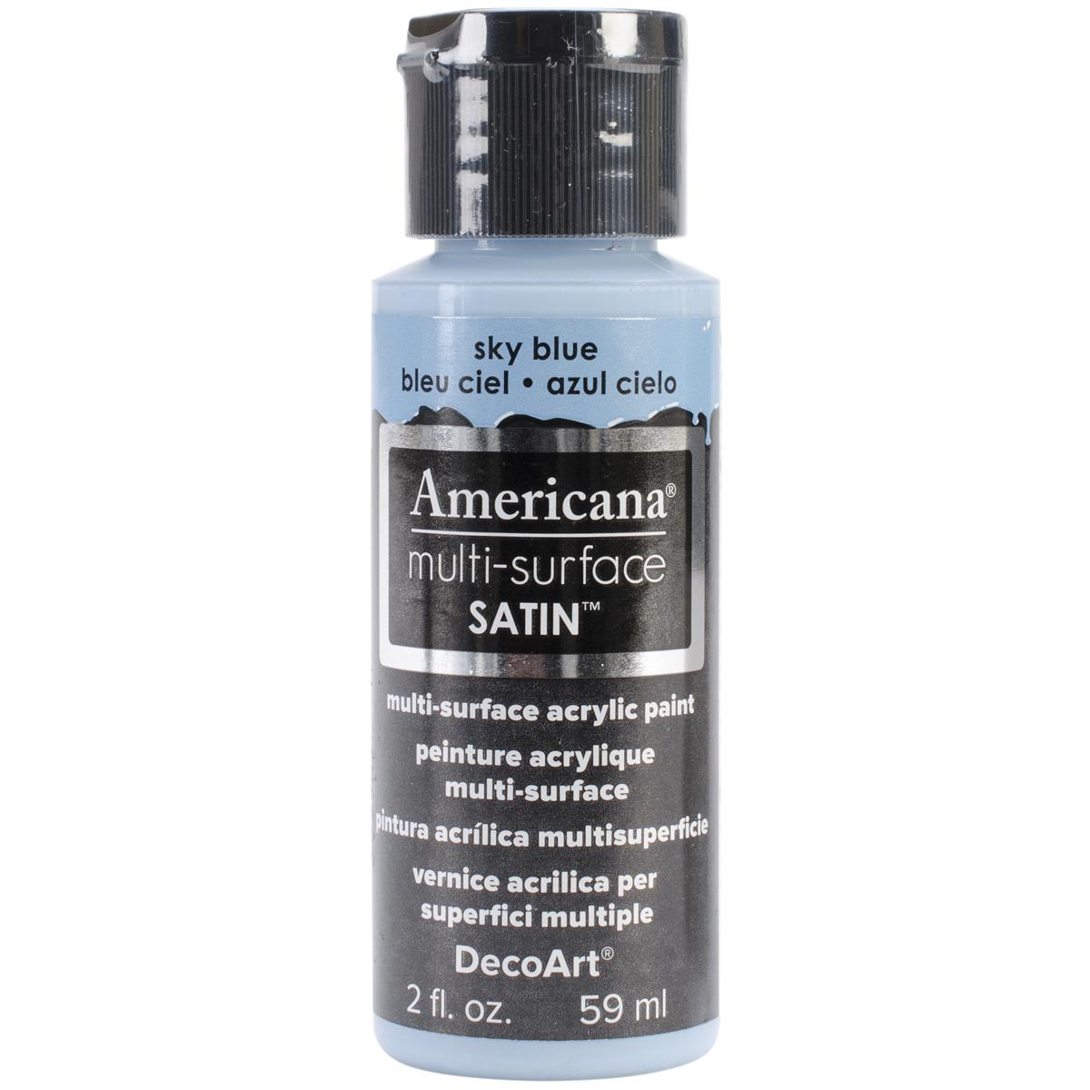 AMERICANA PAINT 2OZ SKY BLUE