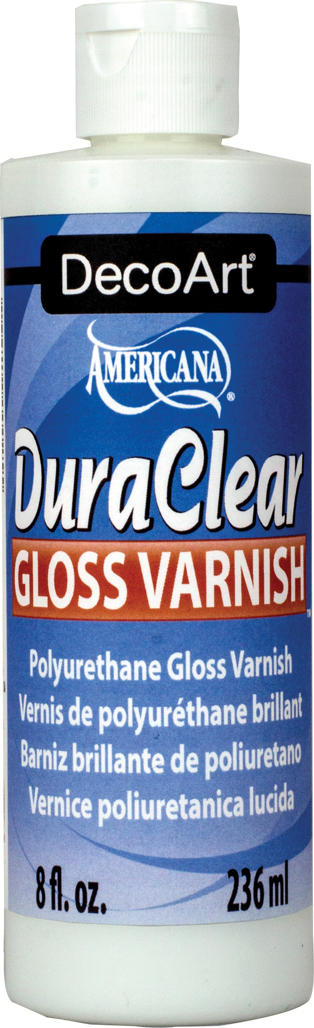 Americana DuraClear Gloss Varnish-8oz