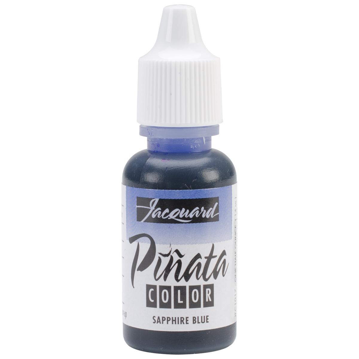 Jacquard Pinata Color Alcohol Ink .5oz-Sapphire Blue