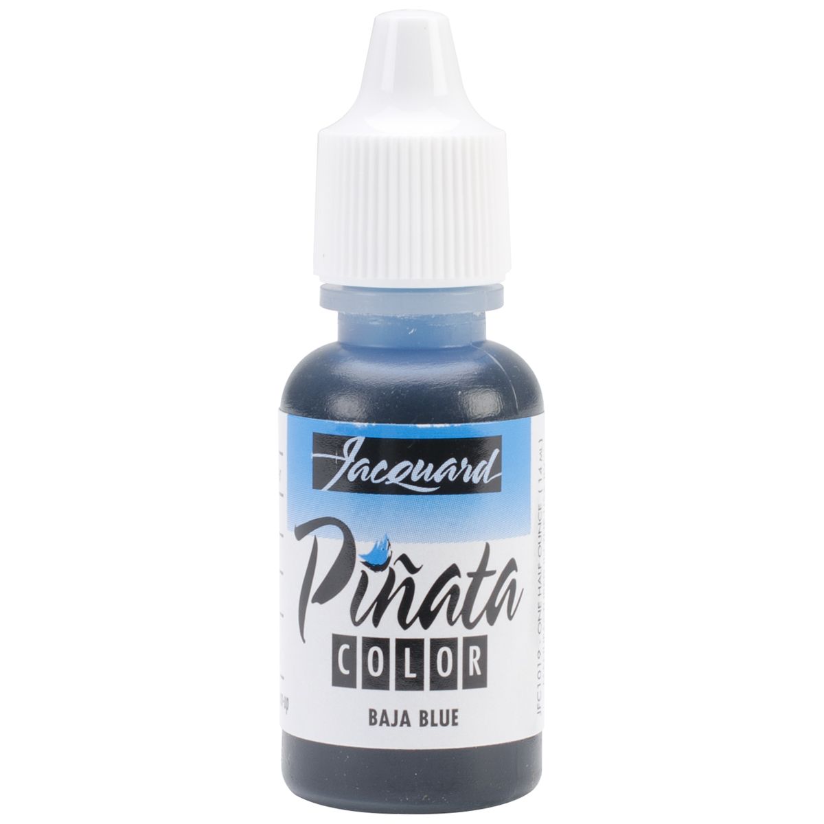Jacquard Pinata Color Alcohol Ink .5oz-Baja Blue