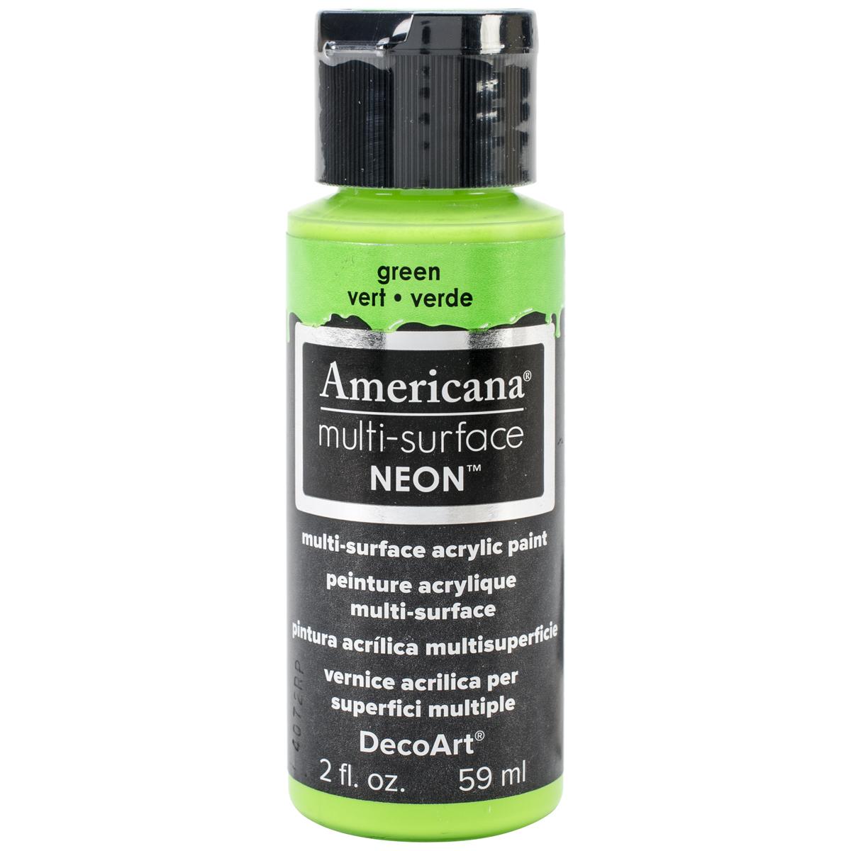 AMERICANA PAINT 2OZ GREEN