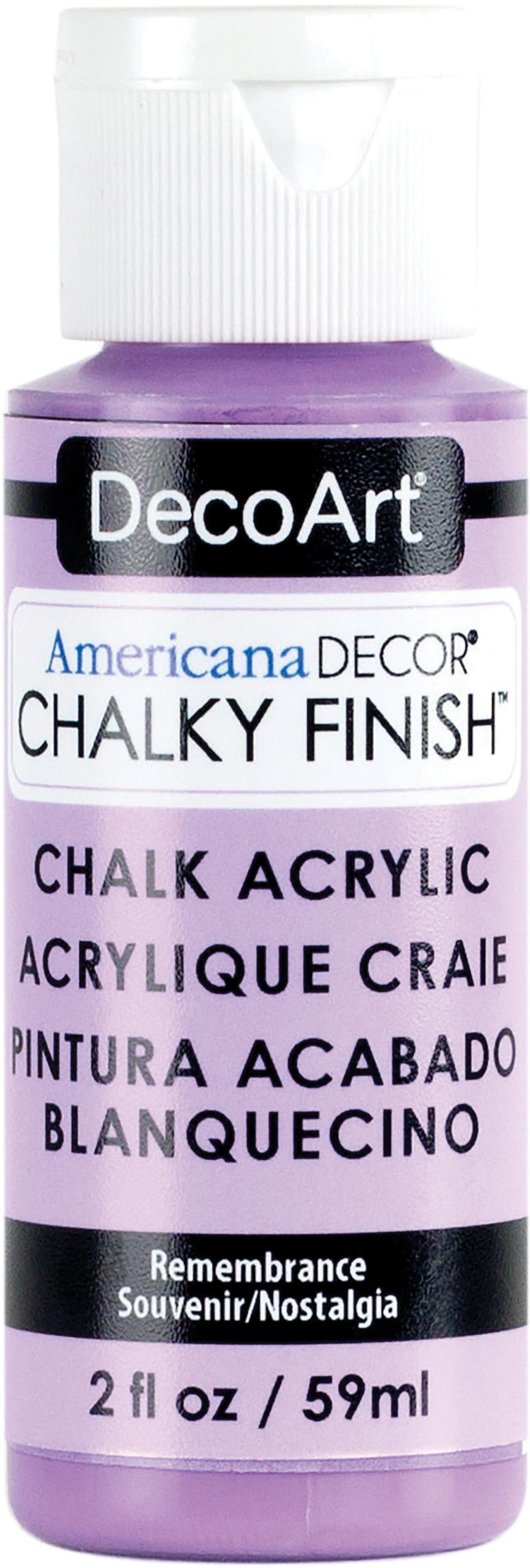 Americana Chalky Finish Paint 2oz-Everlasting