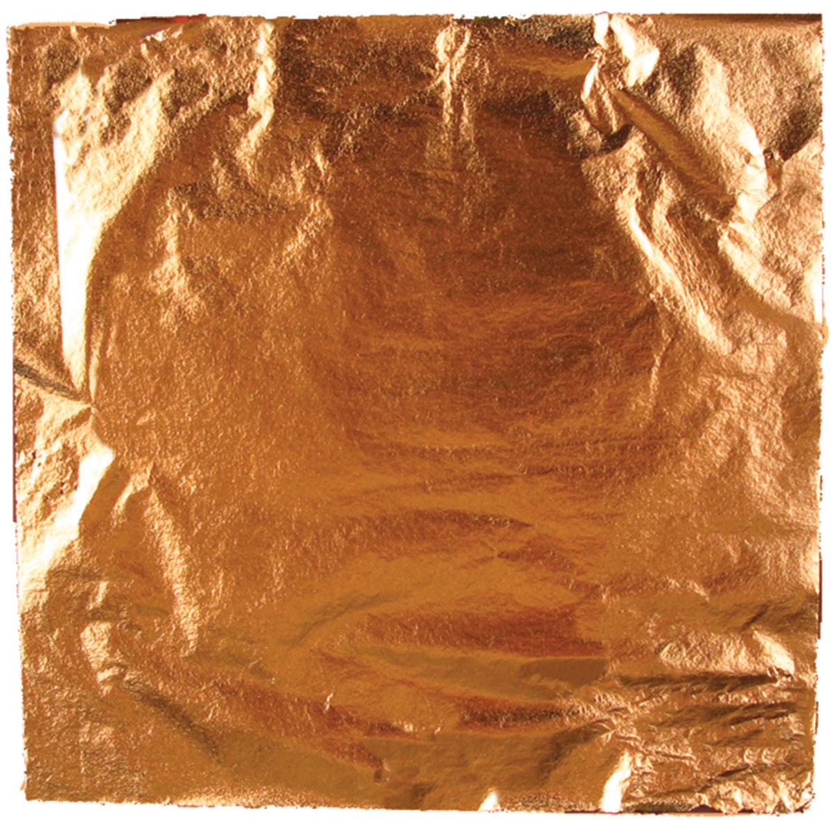 Mona Lisa Metal Leaf Flakes 3g-Copper