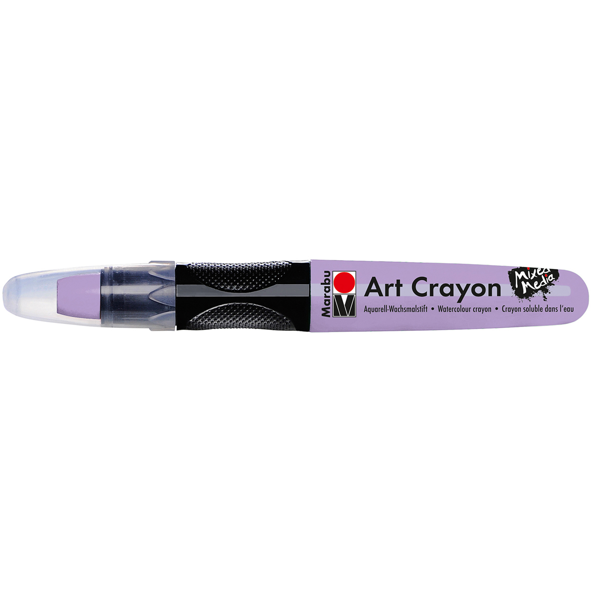 Marabu Creative Art Crayons-Lavender