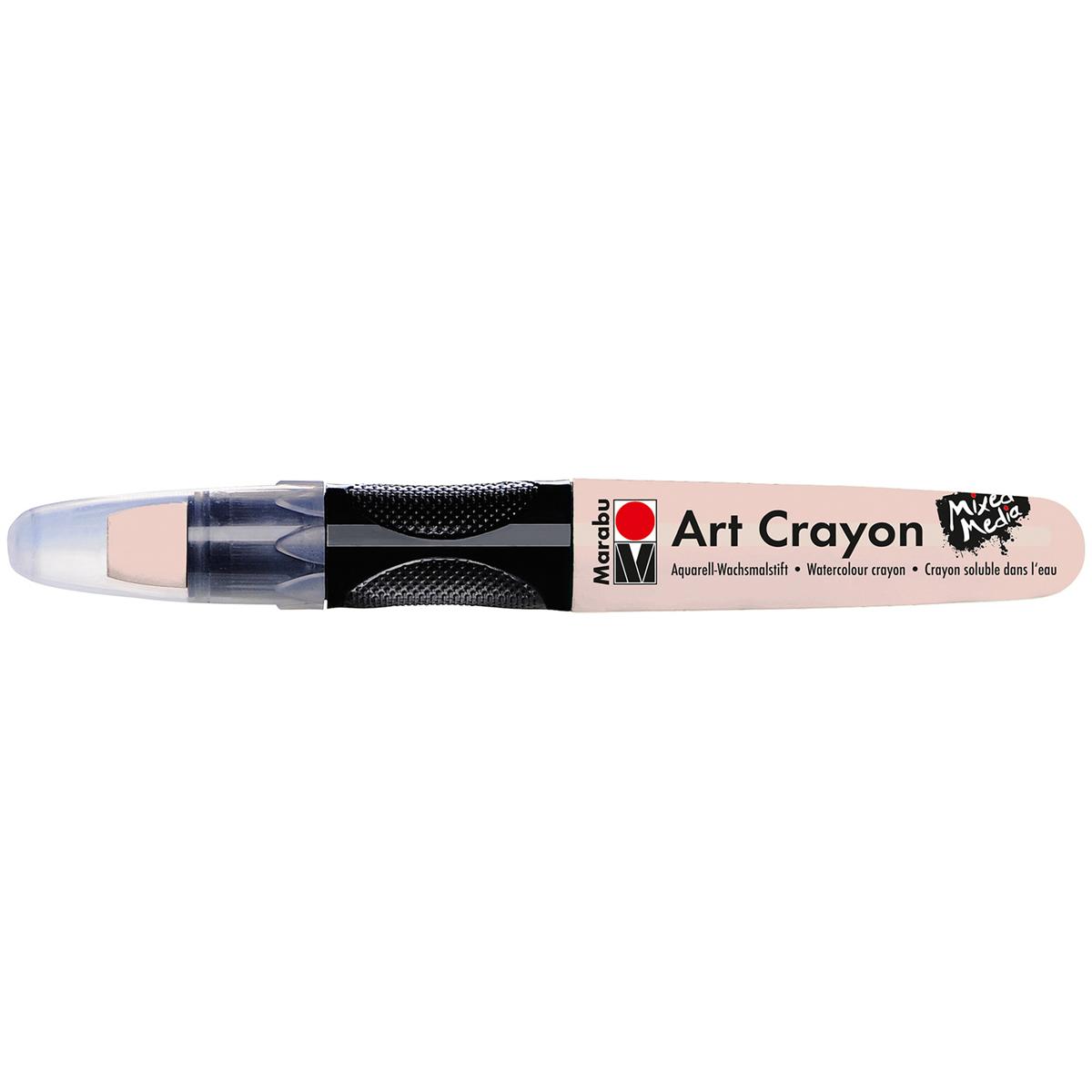 Marabu Creative Art Crayons-Flesh