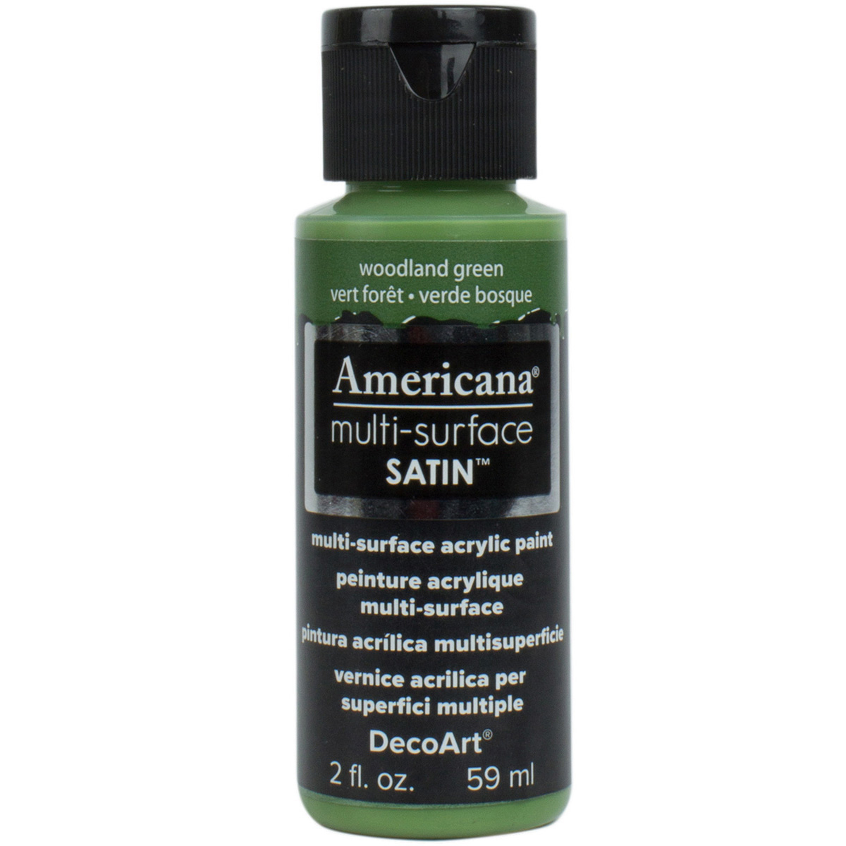 Americana Multi-Surface Satin Acrylic Paint 2oz