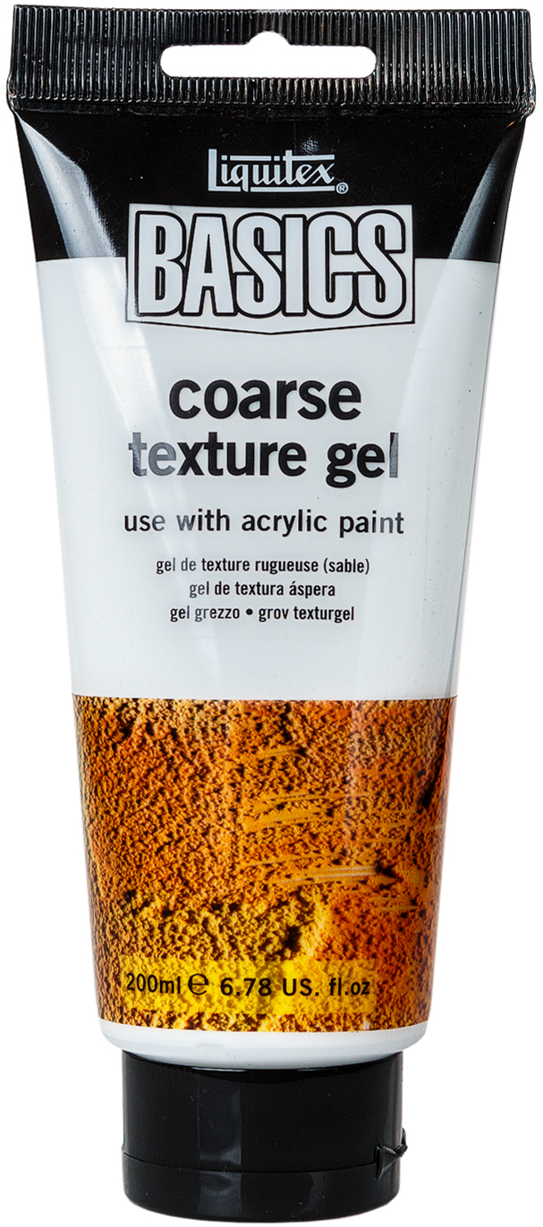 Liquitex BASICS Coarse Texture Medium 200ml-