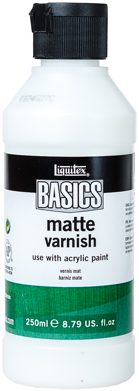 Liquitex BASICS Matte Varnish 250ml