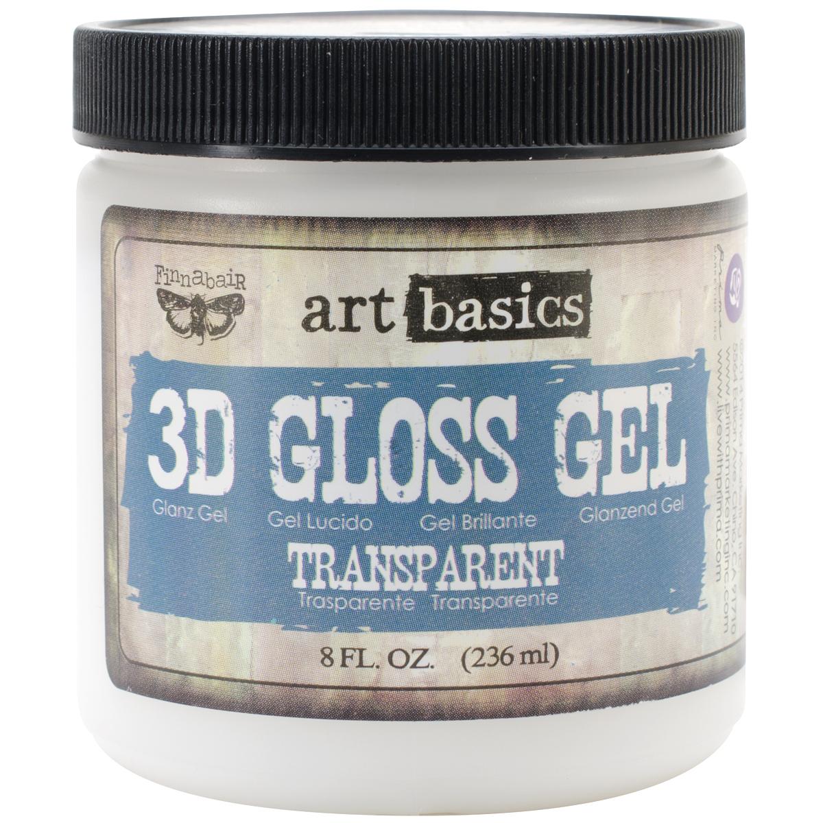 3D Gloss Gel