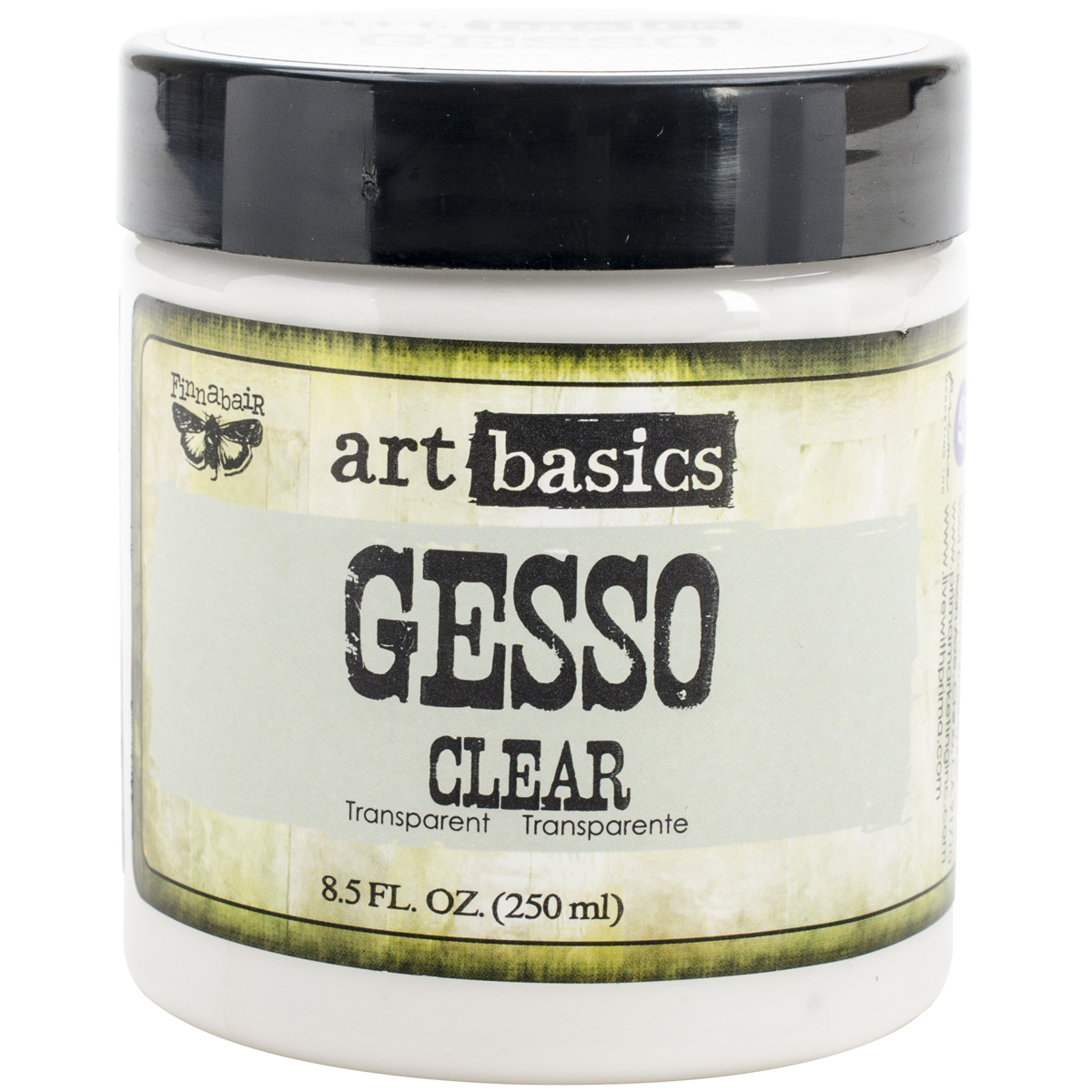 Art Basics Clear Gesso