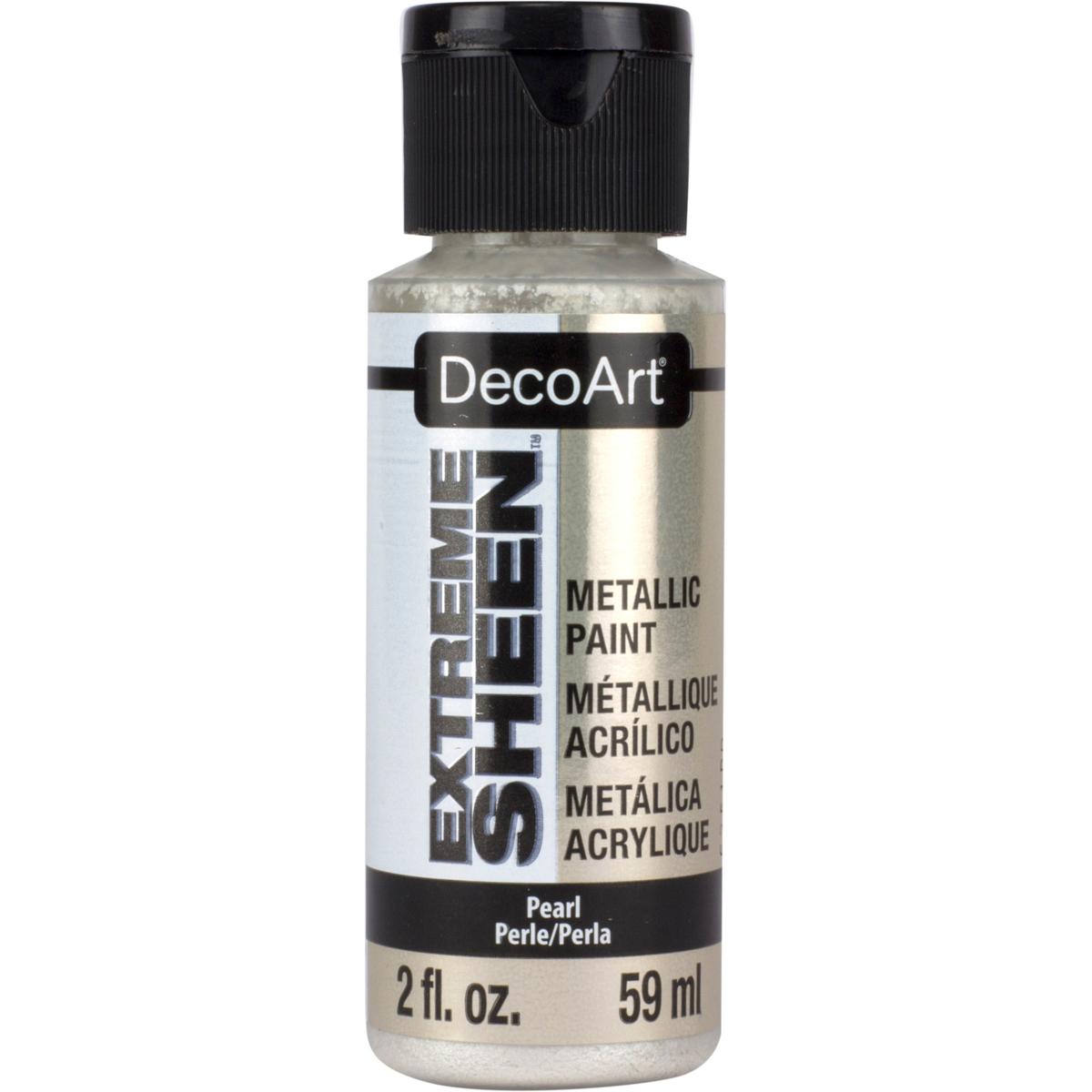 DecoArt Extreme Sheen Paint 2oz-Pearl