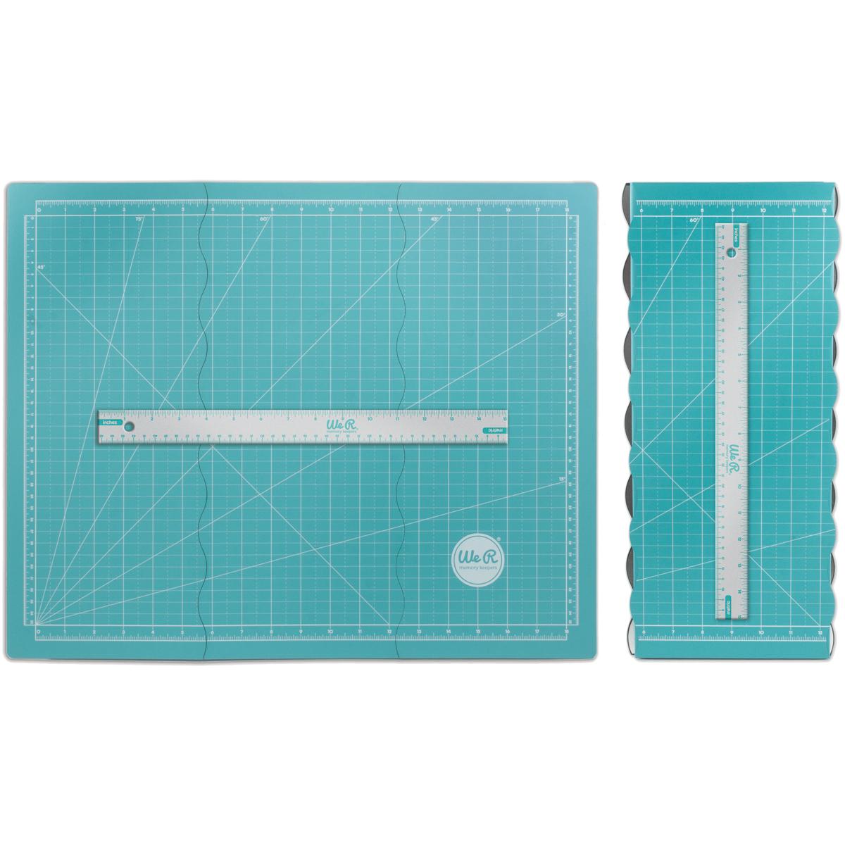 Tri-Fold Magnetic Mat-