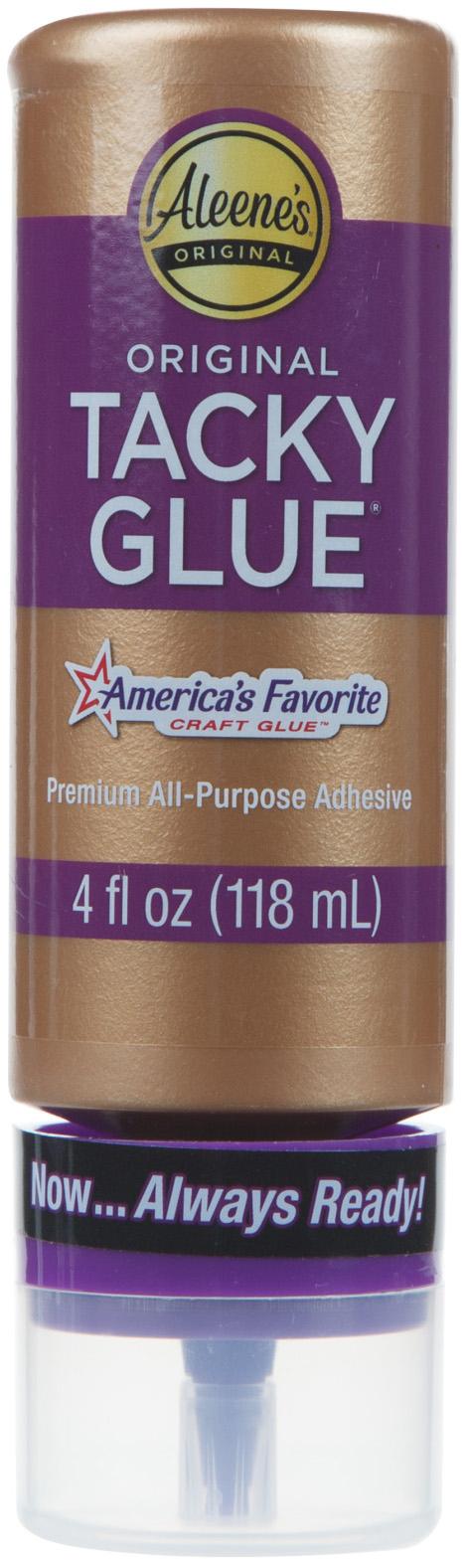 Aleene's Always Ready Original Tacky Glue-4oz