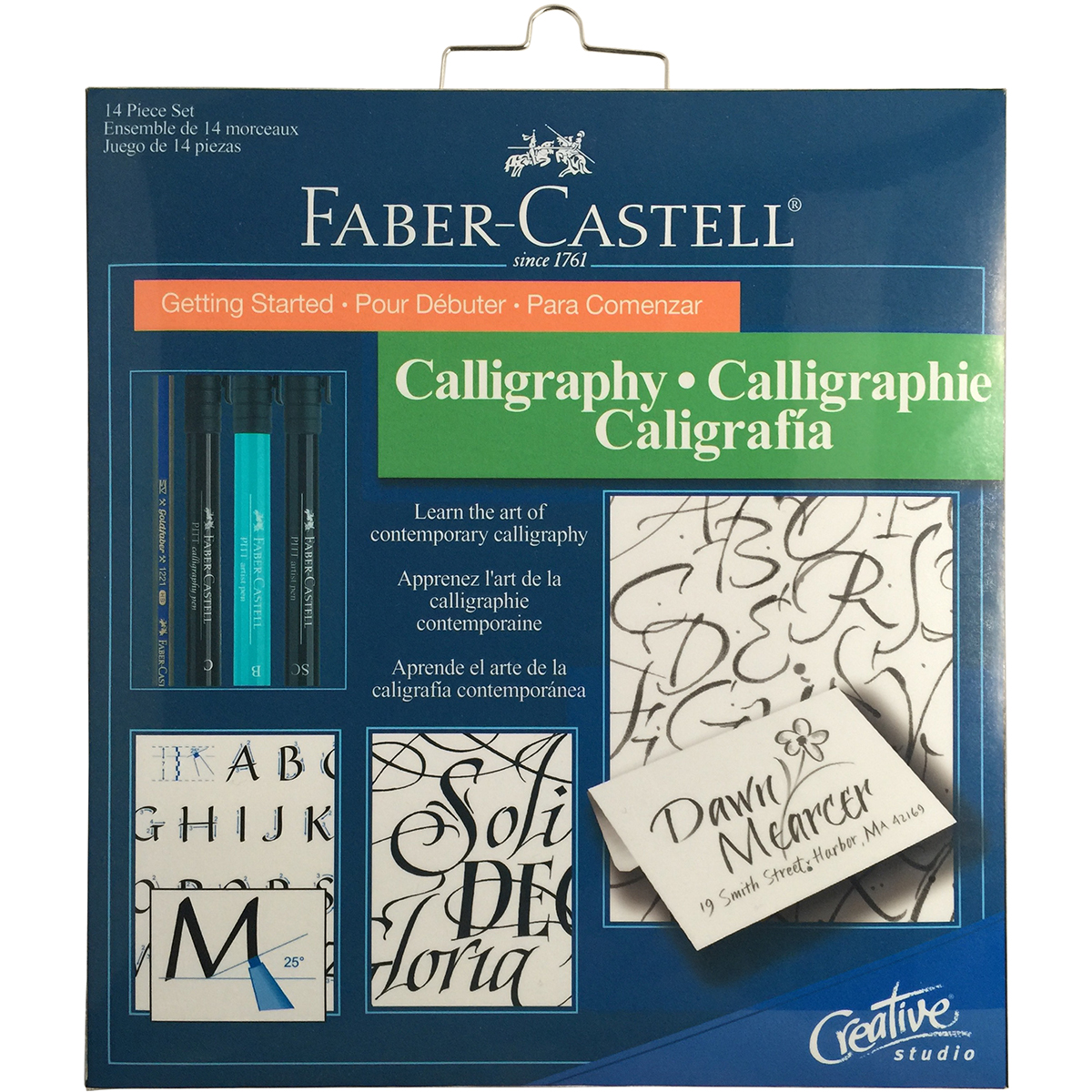 Getting Started Calligraphy Kit-