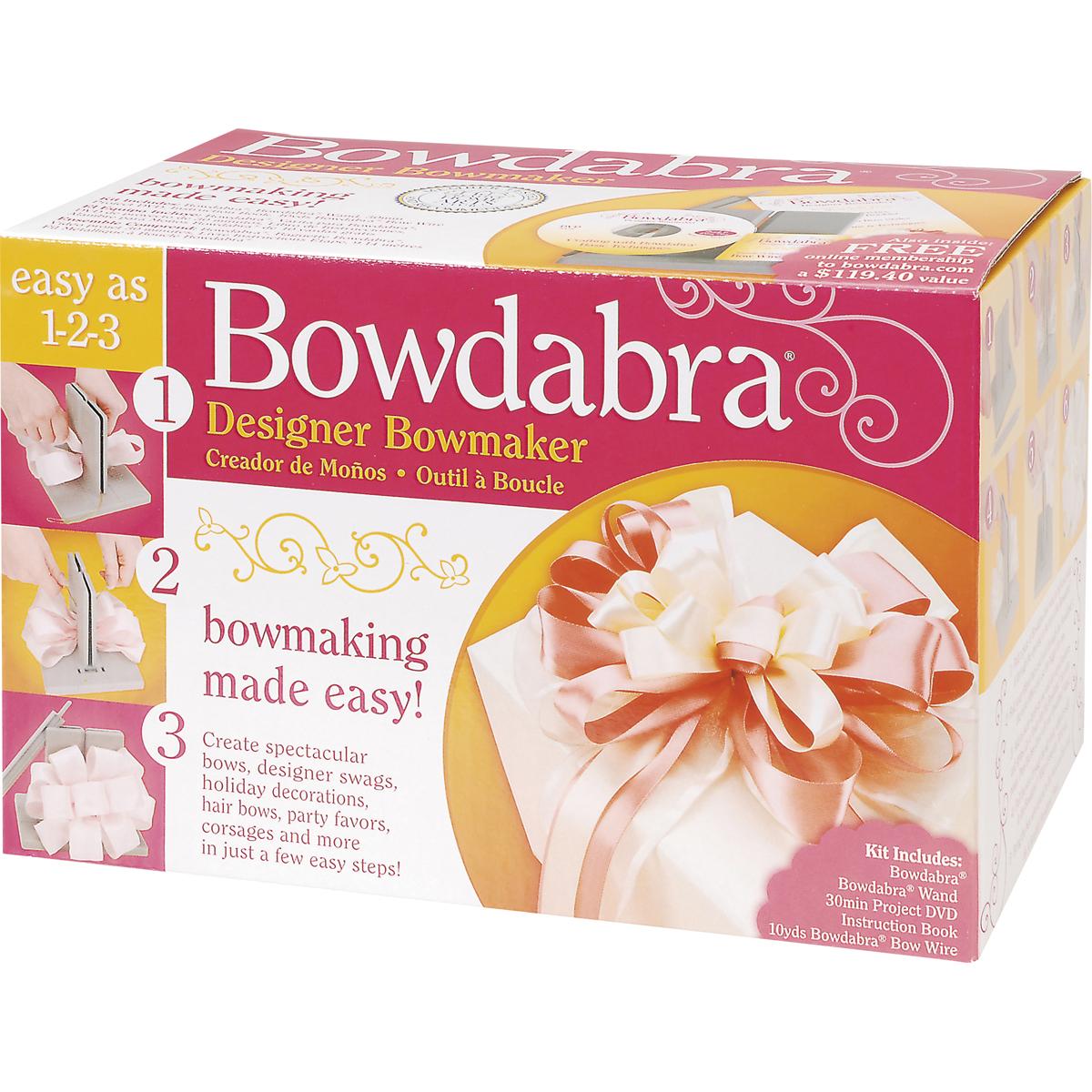 BOWDABRA BOW MAKER