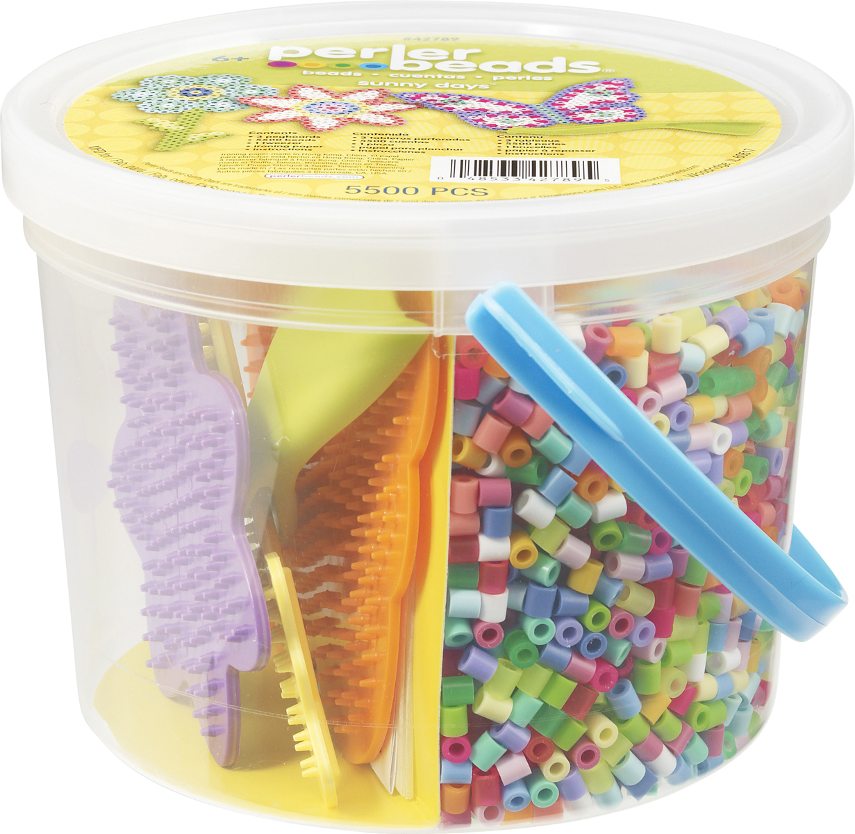 Perler Fused Bead Bucket Kit-Sunny Days