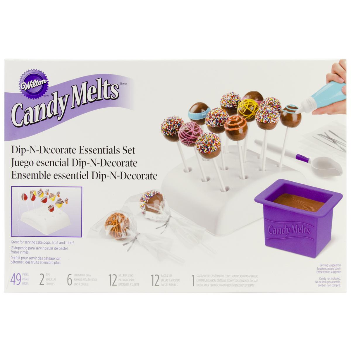 Candy Dip-N-Decorate Essentials Kit