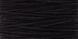 Waxed Thread 25yd-Black