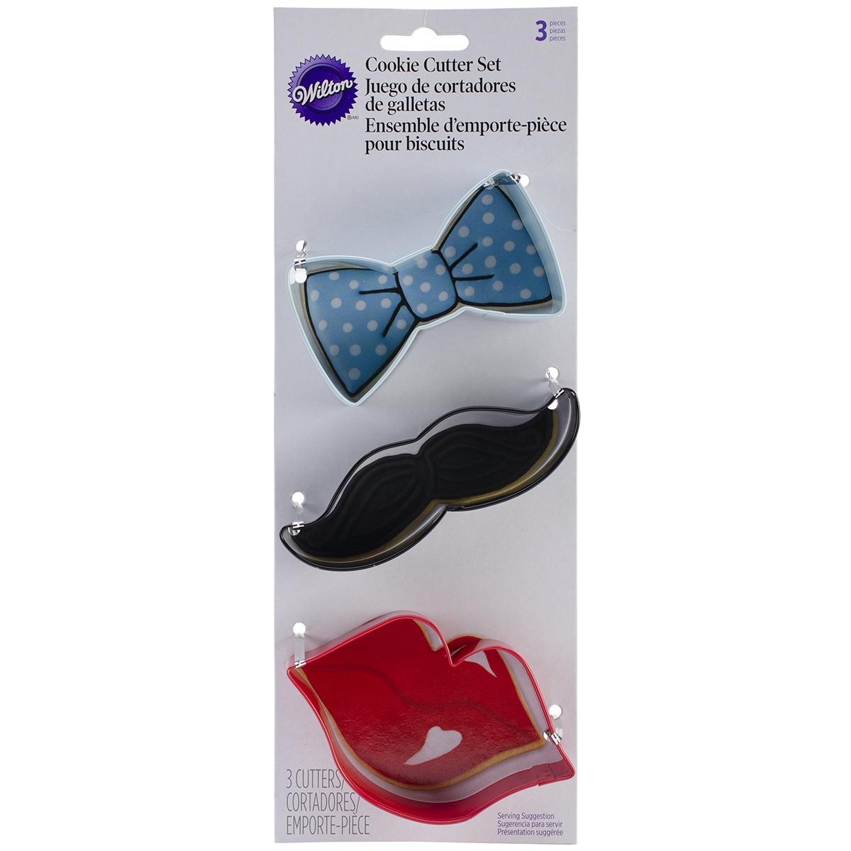 Bow Moustache Lip Cutter