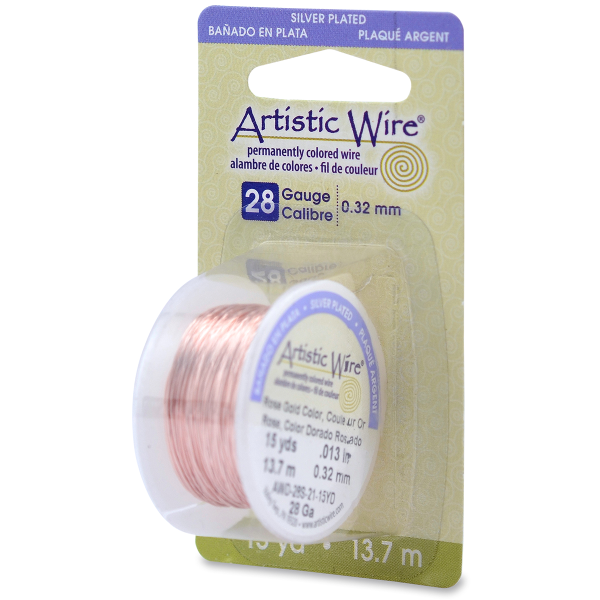 Artistic Wire 28 Gauge 15yd