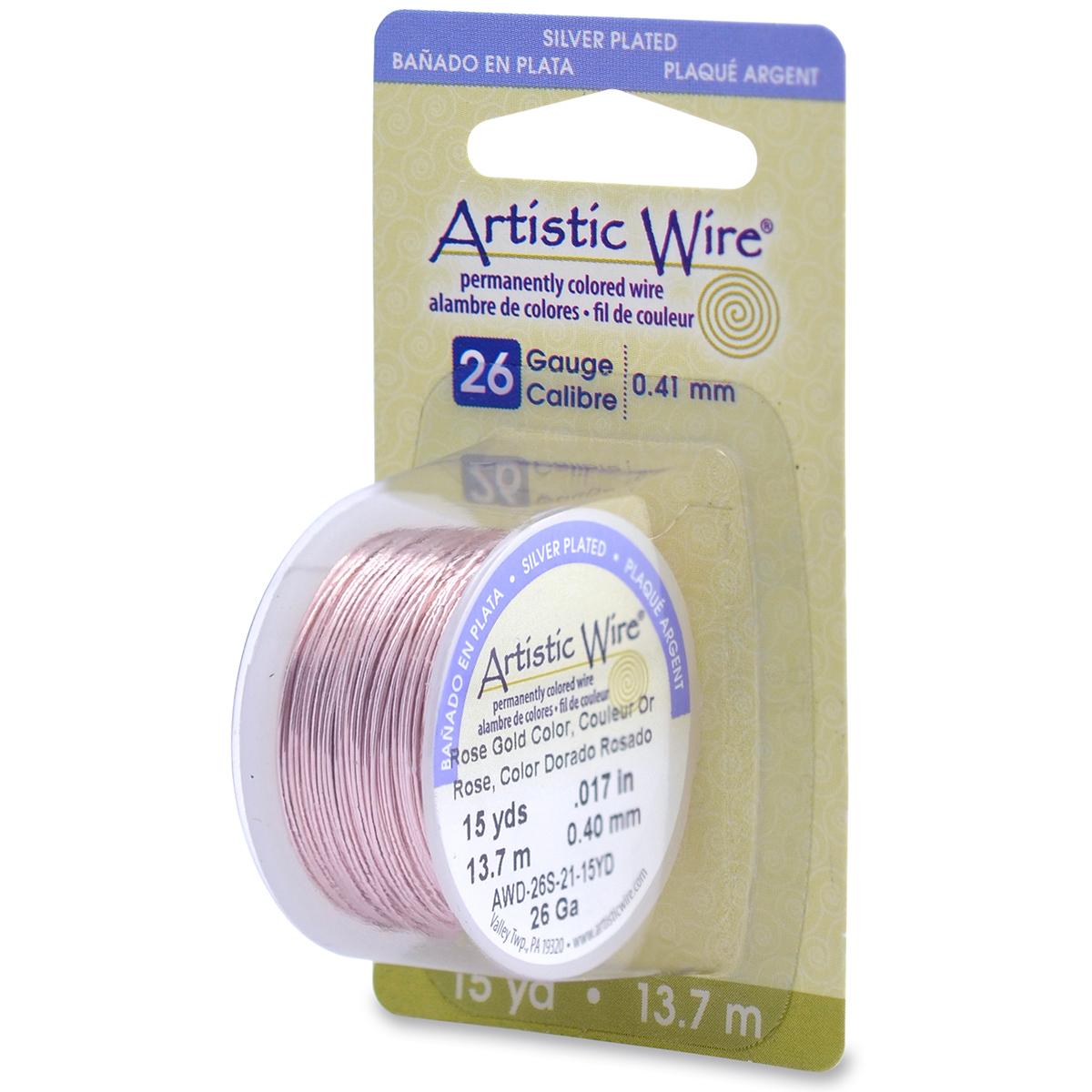 Artistic Wire 26 Gauge 15yd