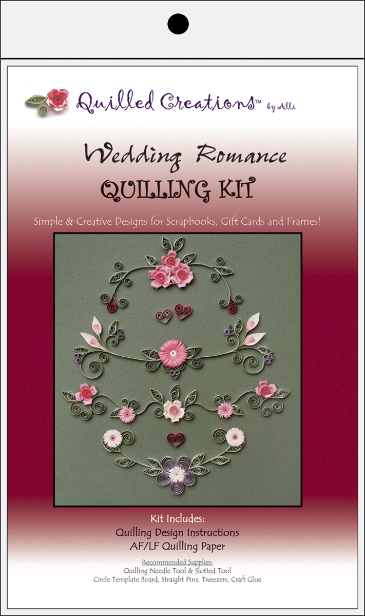 Quilling Kit Wedding