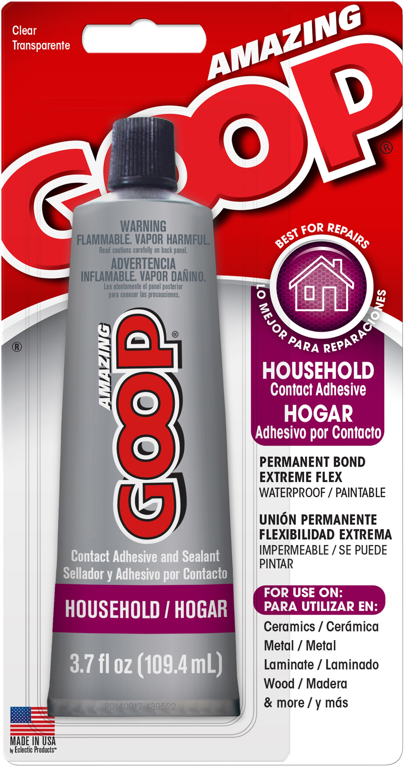 Amazing Goop Household Glue-3.7oz