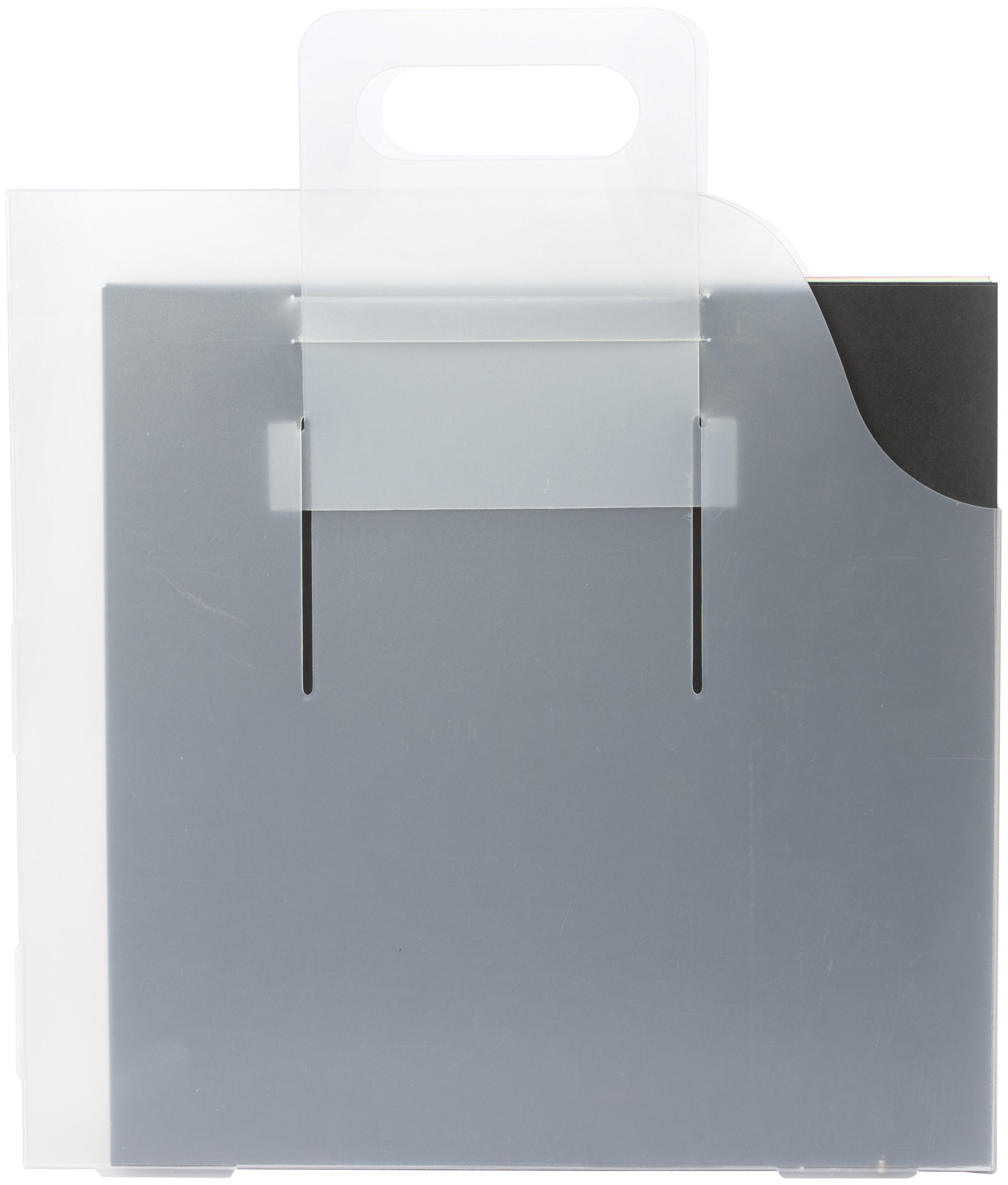 Totally-Tiffany Paper Handler 13X13X2.5-