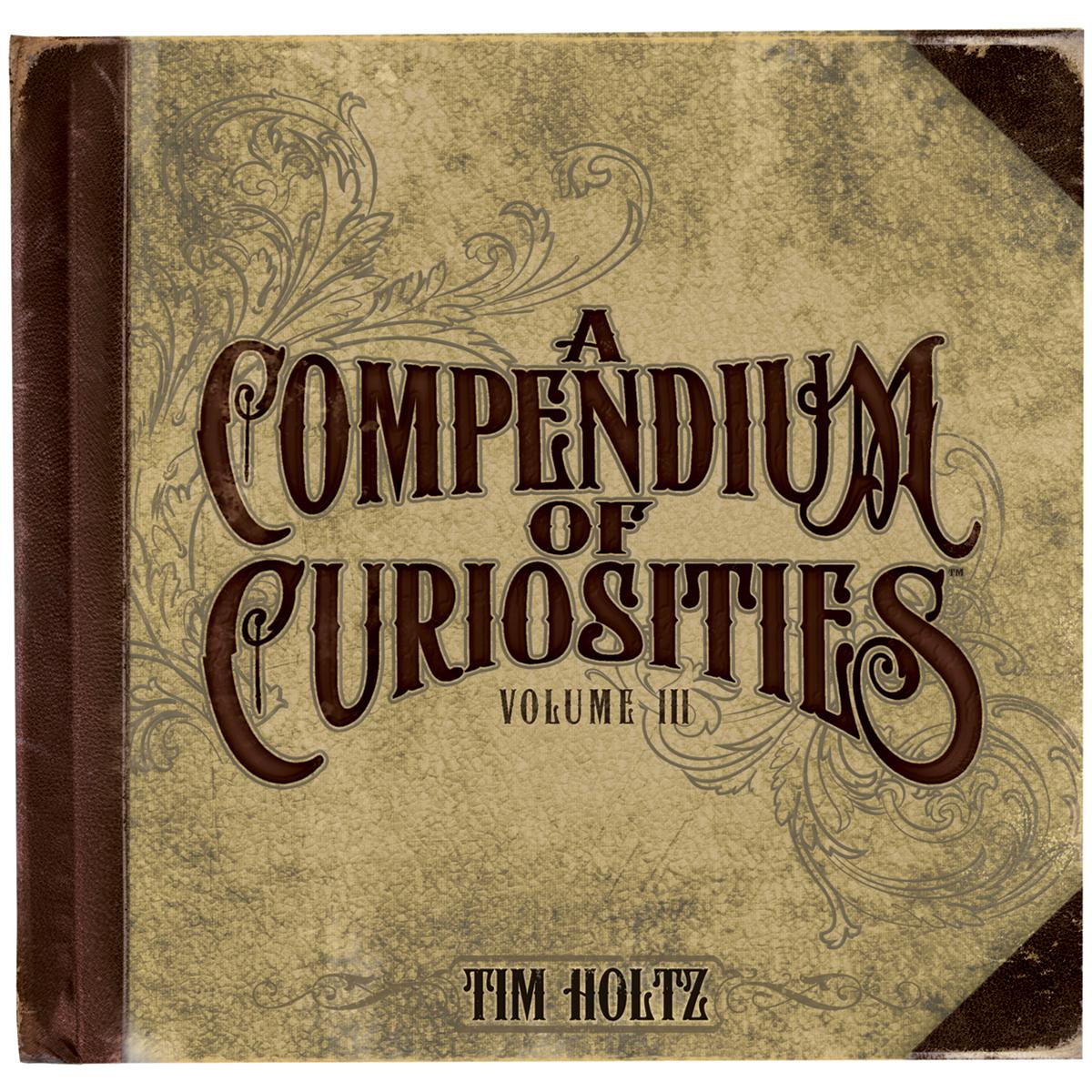 Compendiums Of Curiosity 3