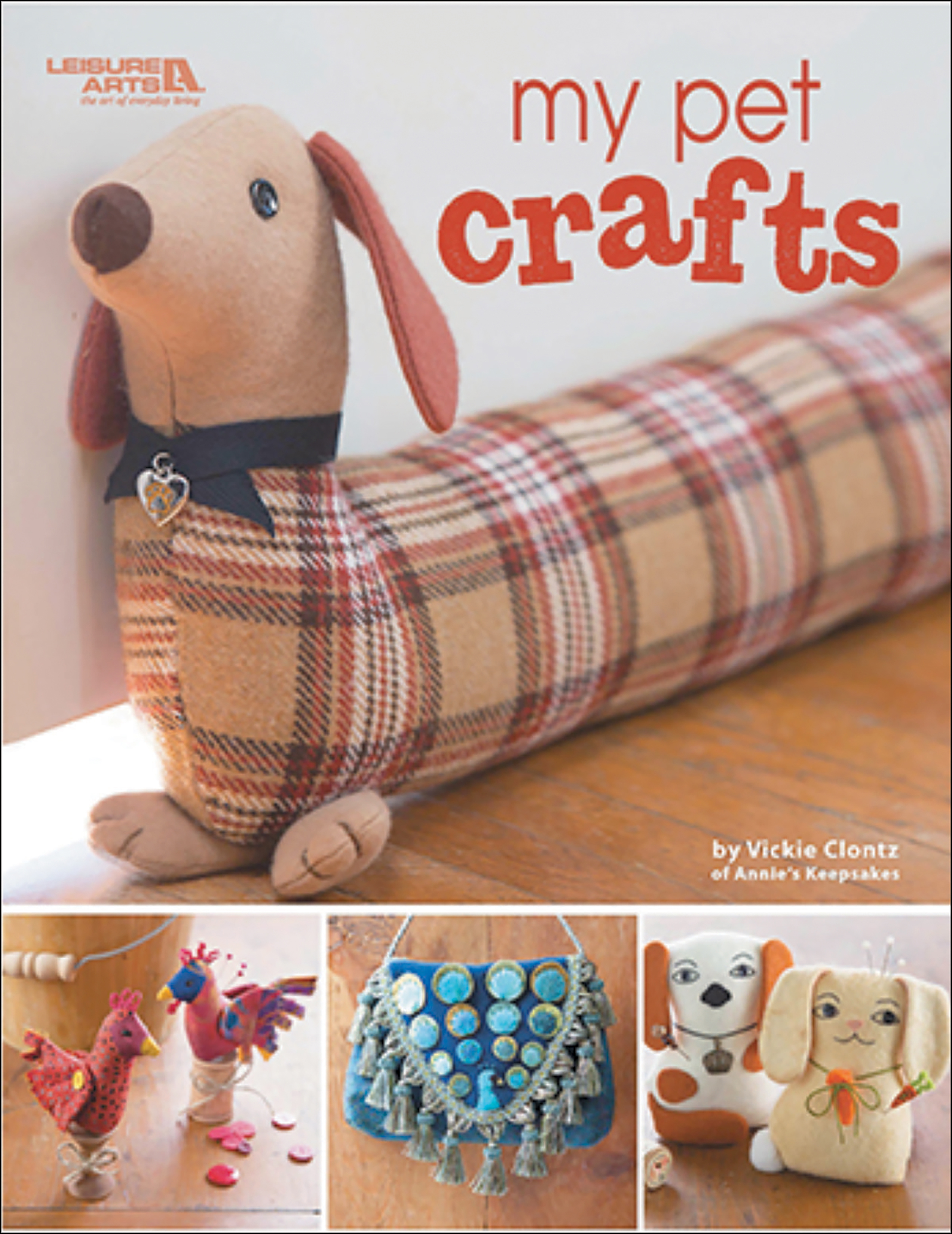 Leisure Arts-My Pet Crafts