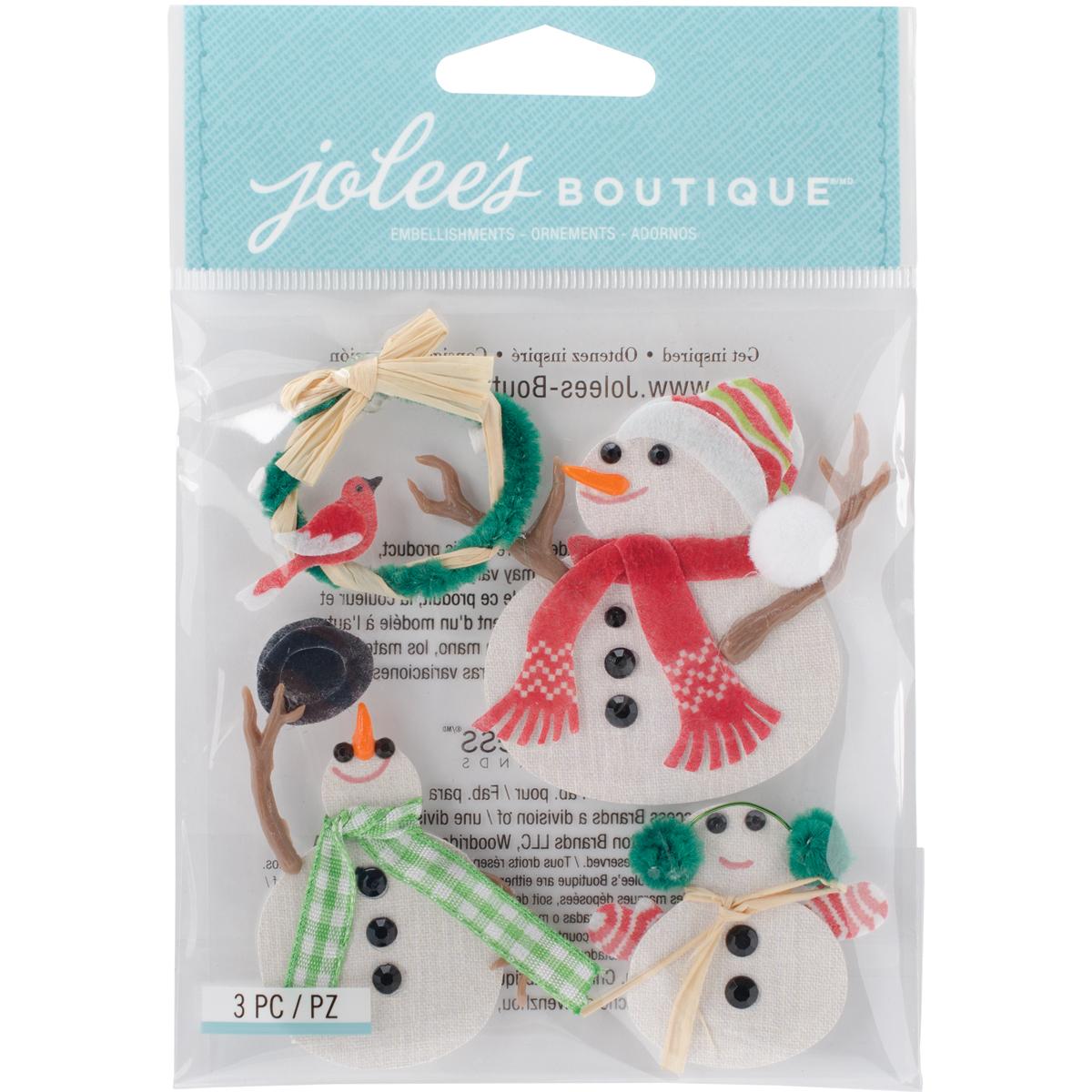 Jolee Snowmen
