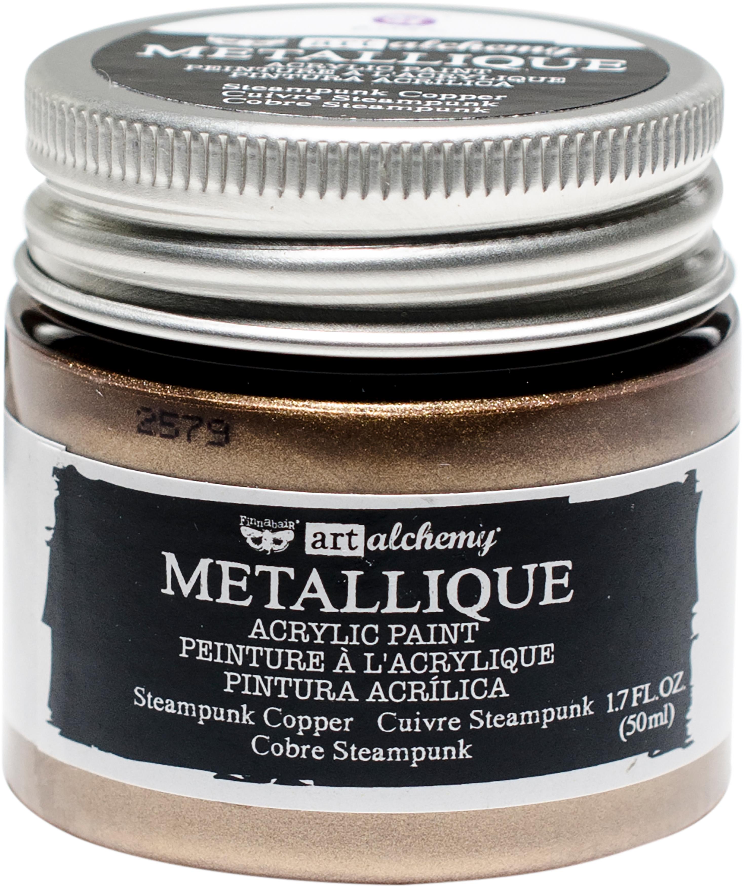 FB Metallique Steampunk Copper