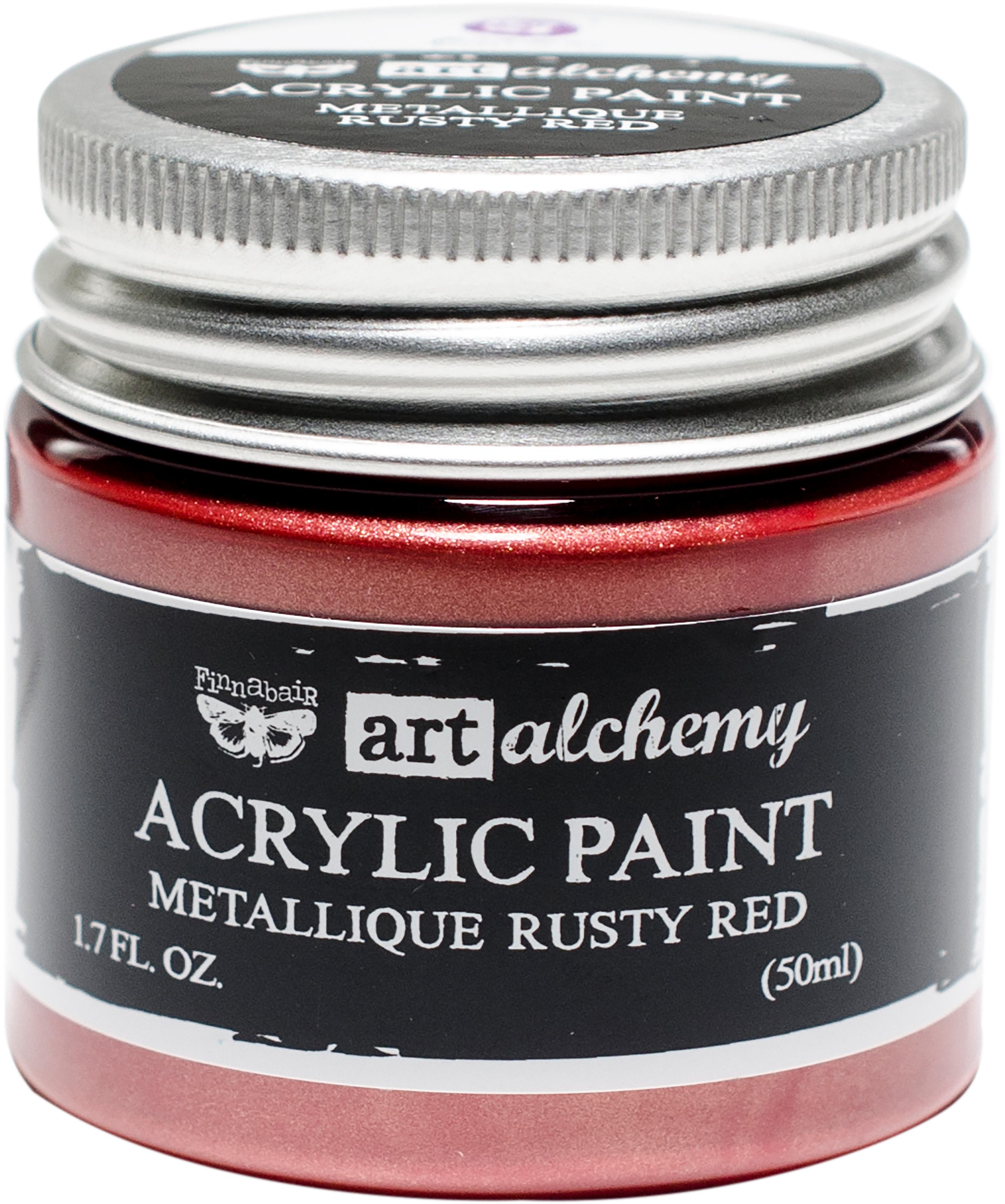 FB Metallique Rusty Red