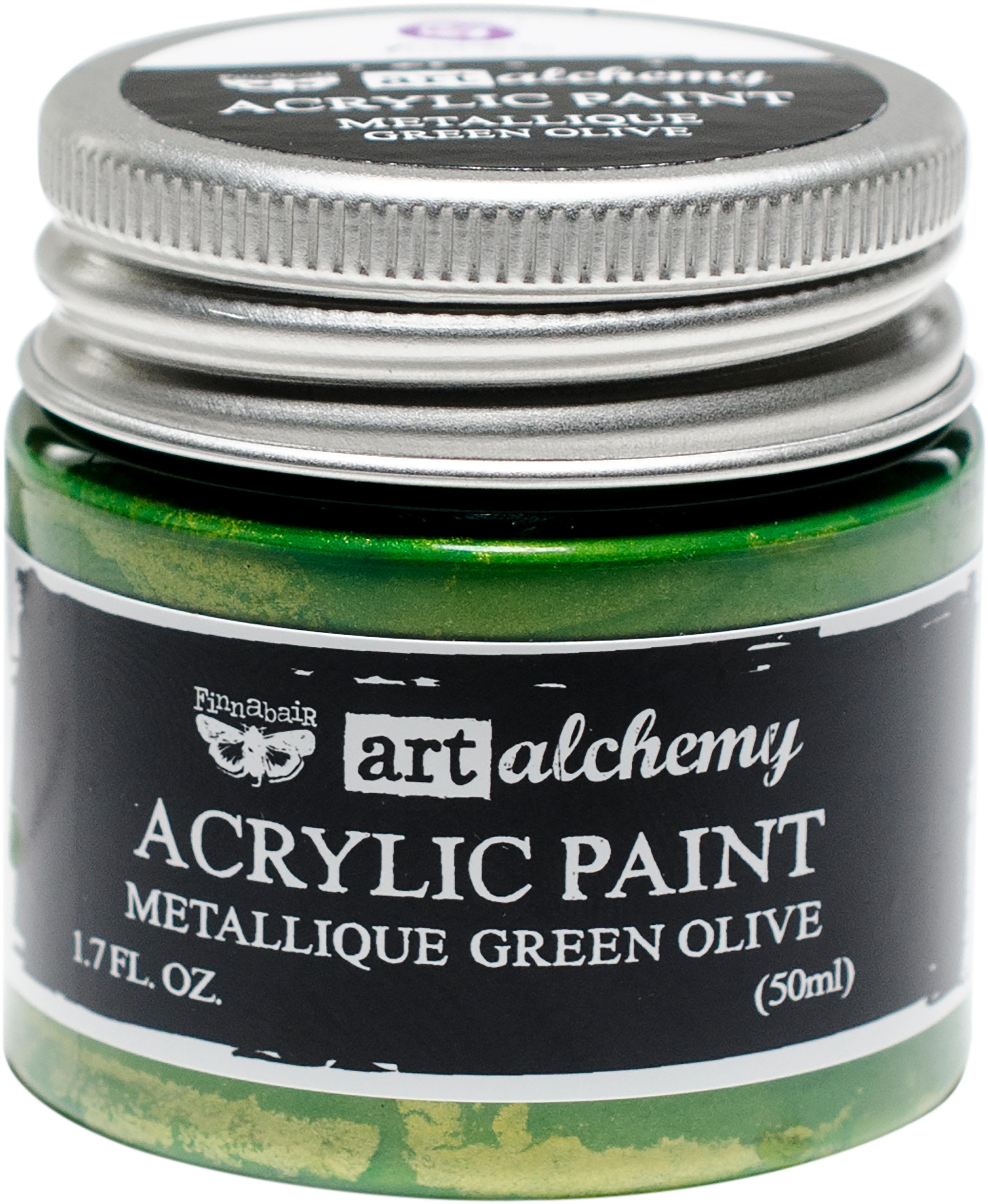 FB Metallique Green Olive