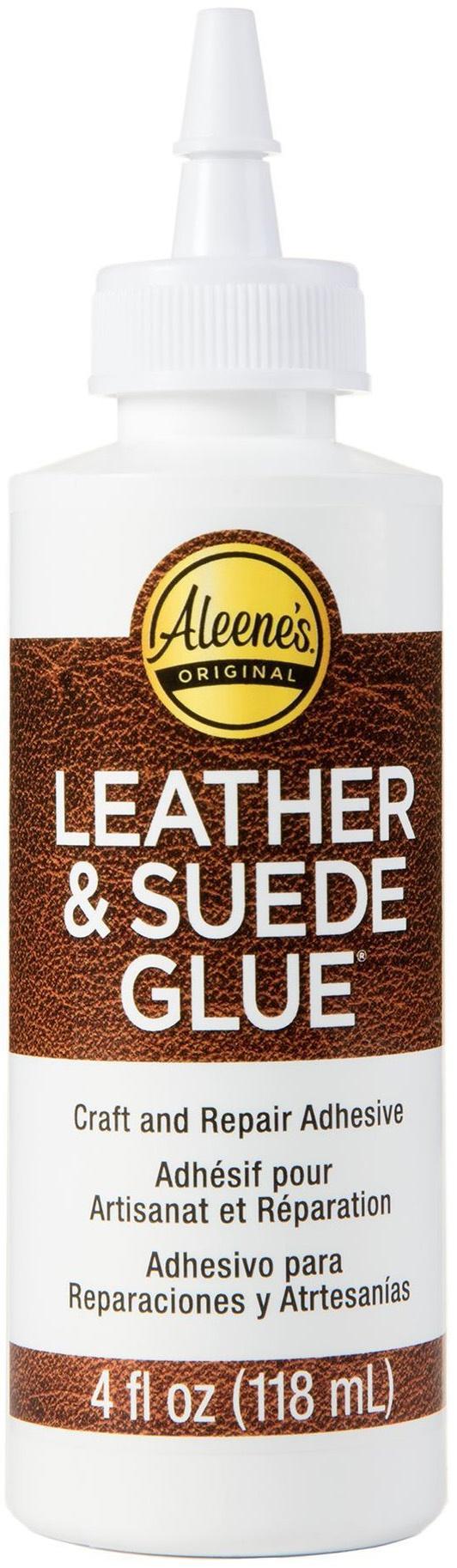 Aleene's Leather & Suede Glue-4oz