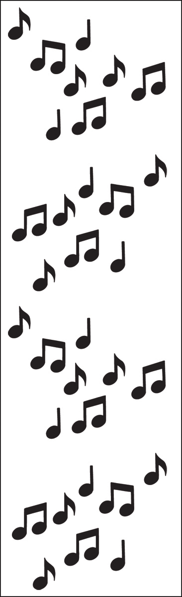 MICRO MUSIC NOTES -MRS GROSSMAN'S STKRS