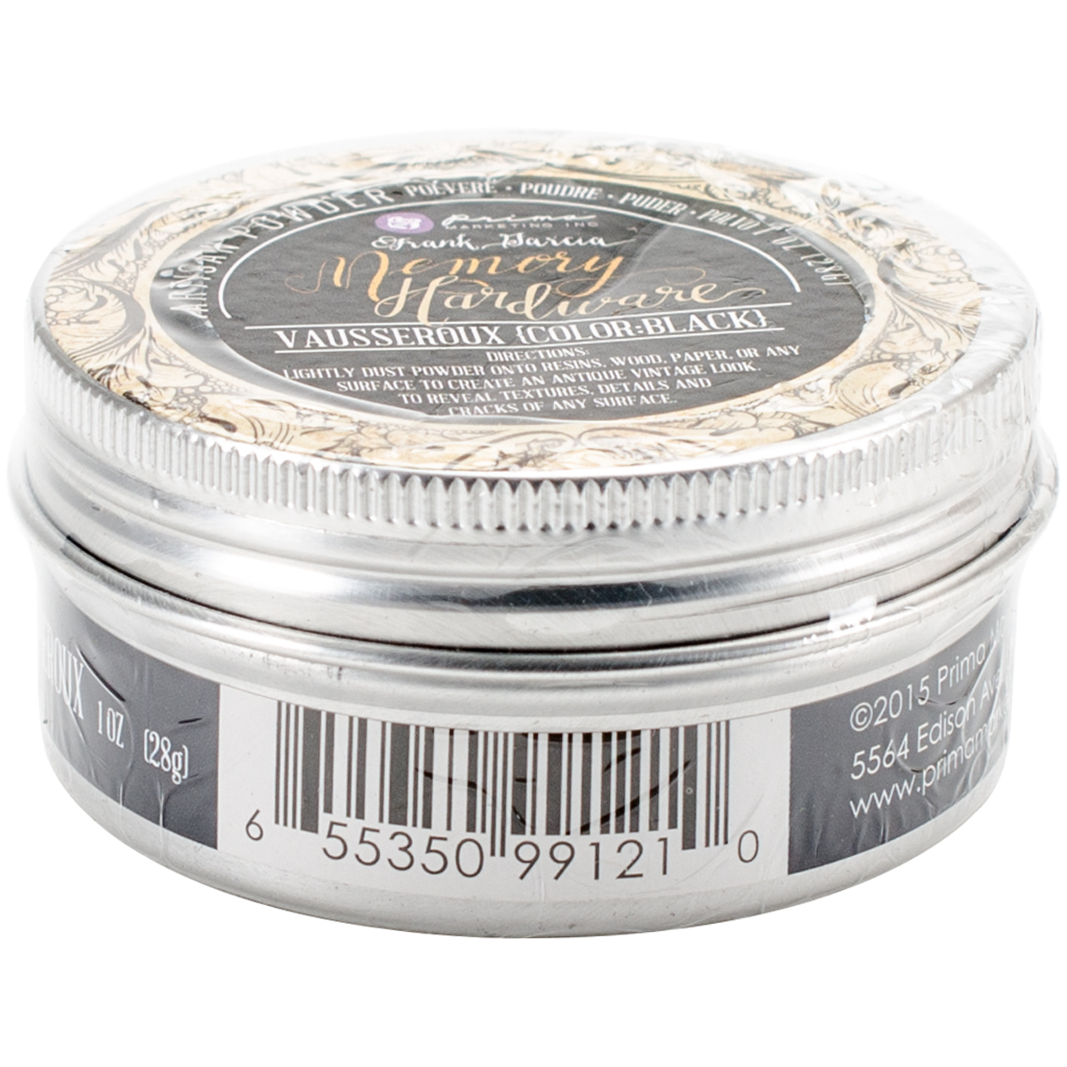 Prima Marketing Memory Hardware Artisan Powder 1oz-Vausseroux