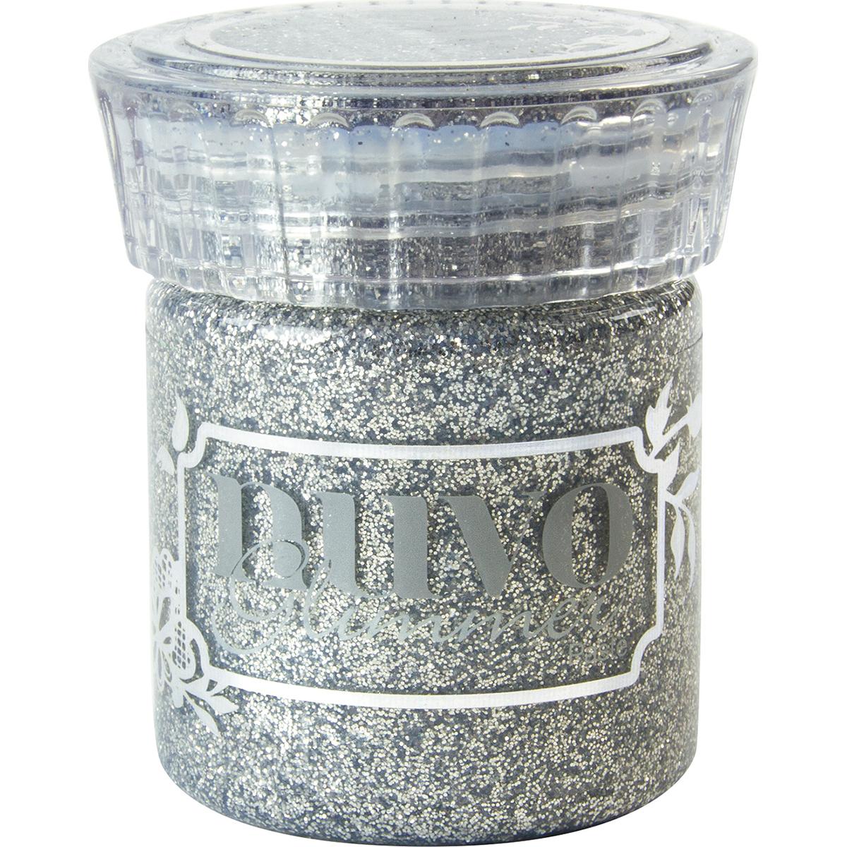Nuvo Glimmer Paste 1.6oz-Silver Gem
