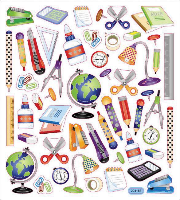 Multi School Icons