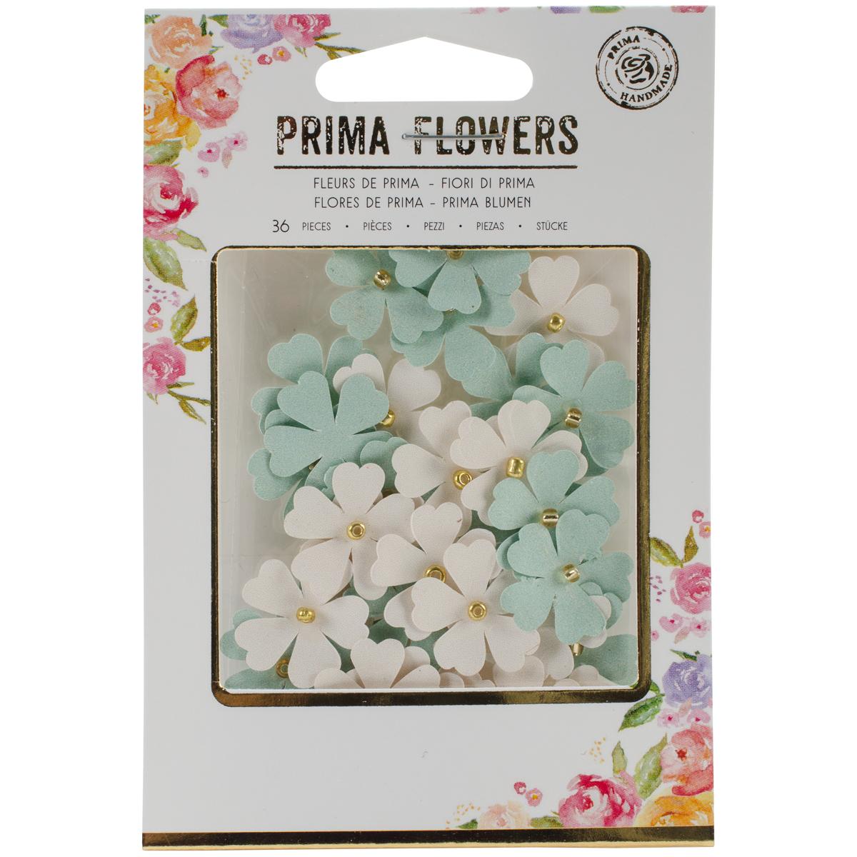 OPAL      -PRIMA TINY FLOWERS