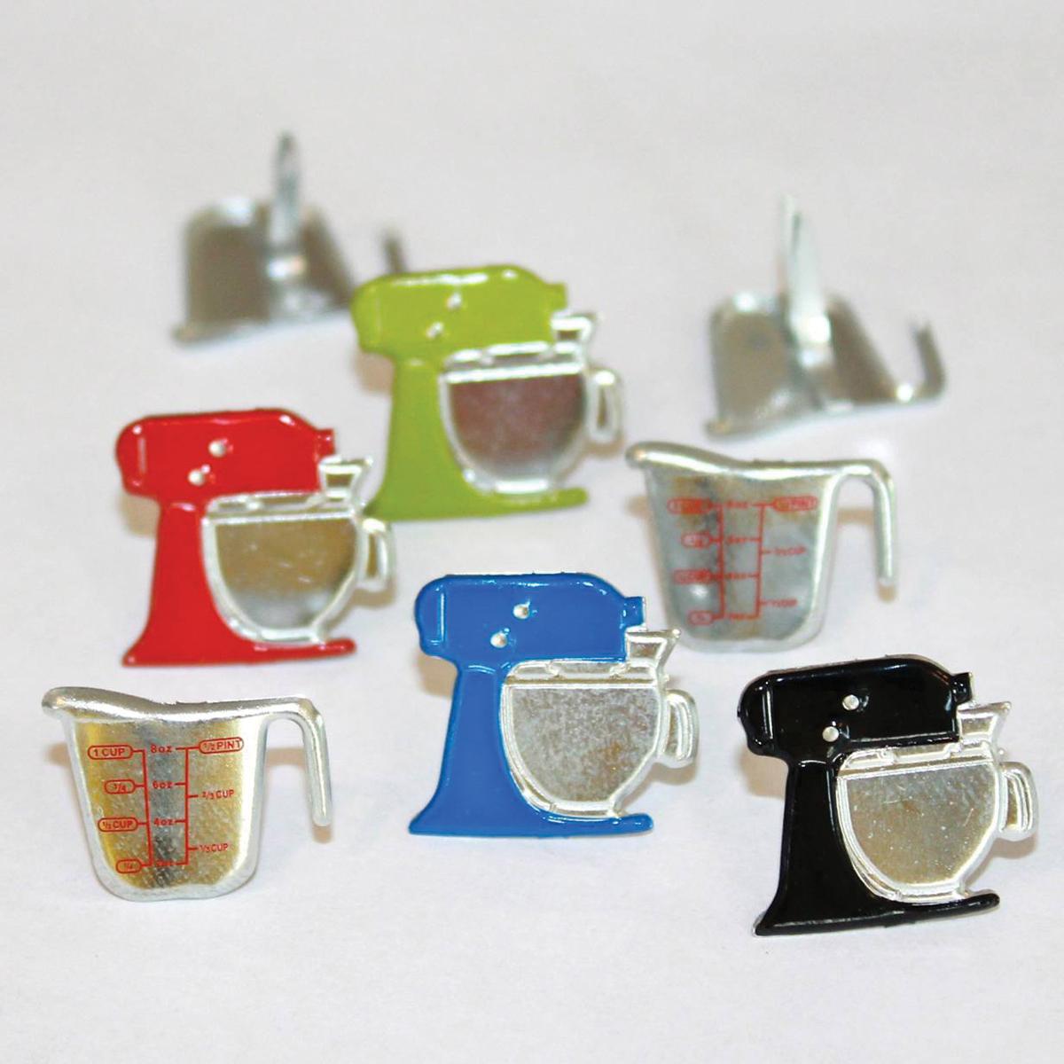 Mixer/Cup Brads