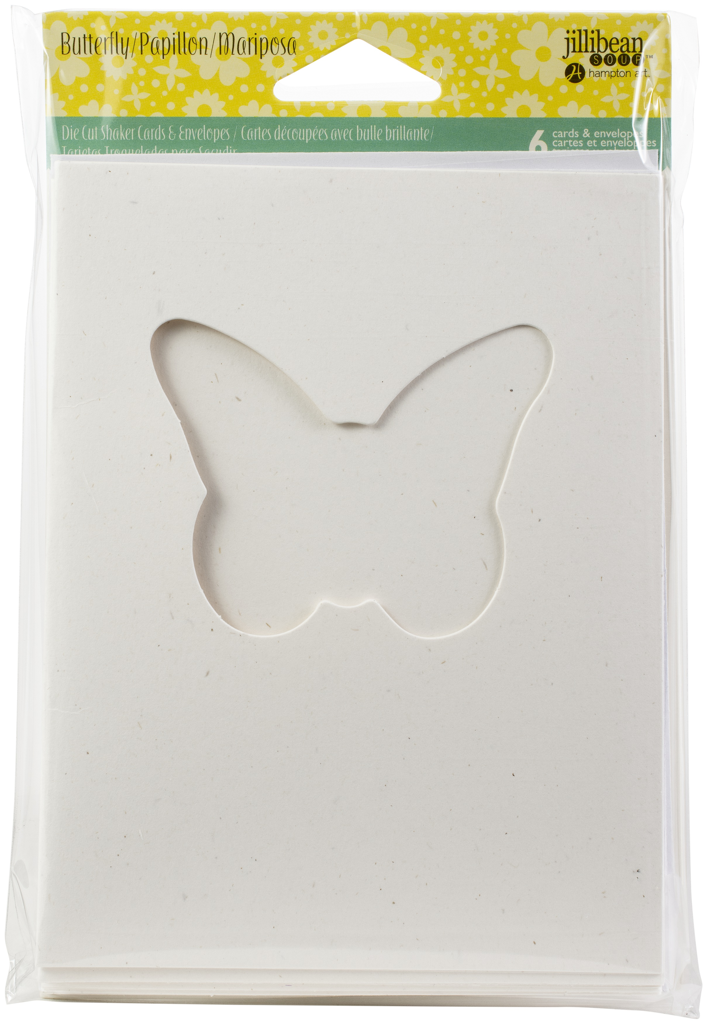 Shaker Card - Butterfly