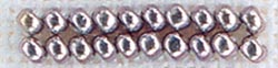Mill Hill Antique Seed Beads Metallic Lilac