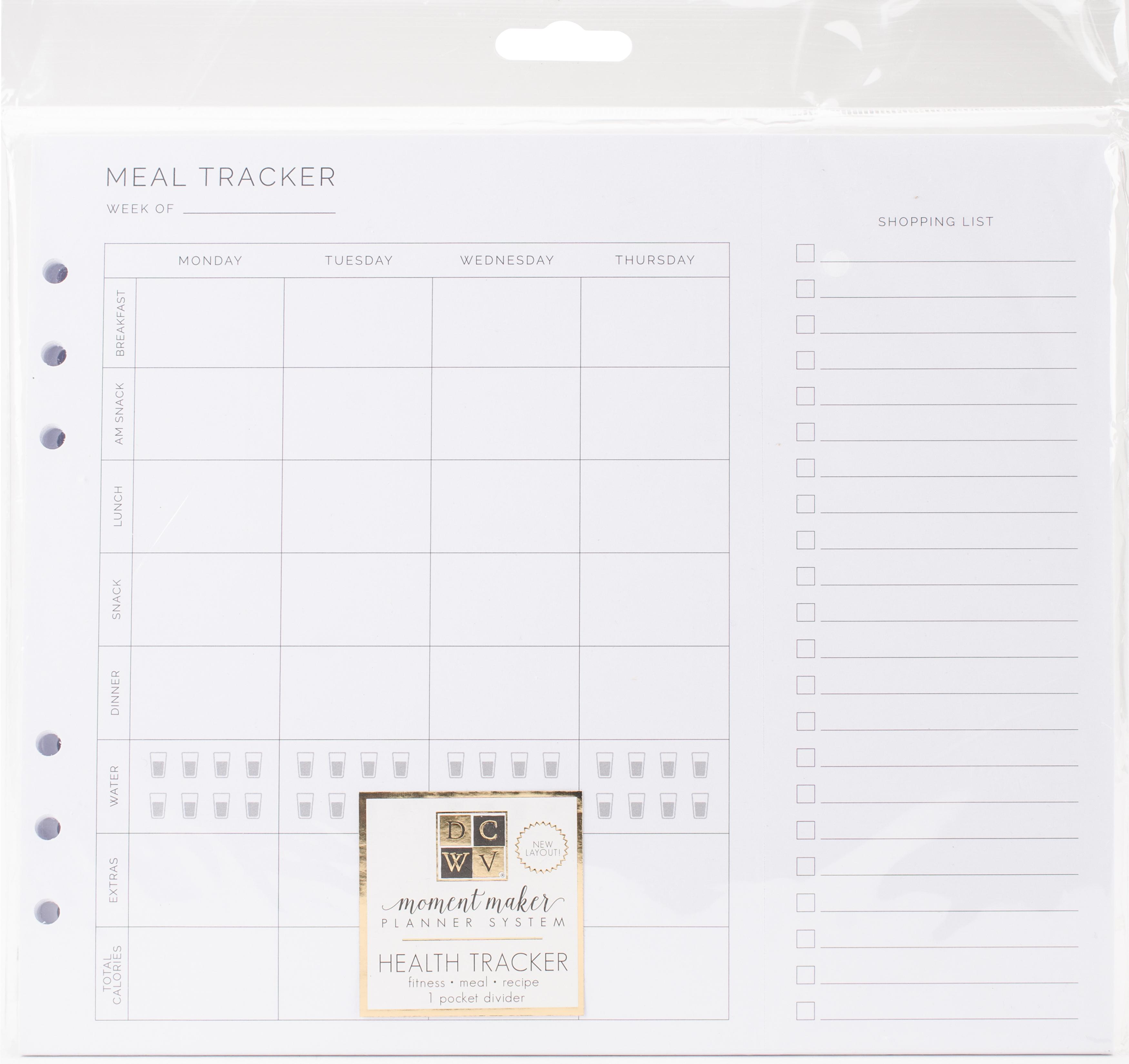DCWV - Health Tracker