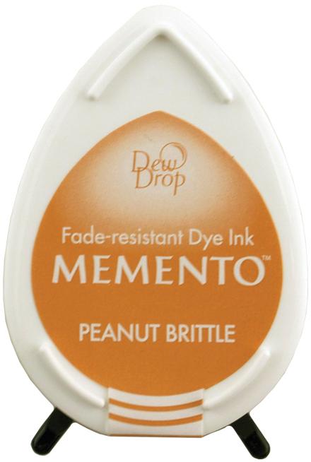 Peanut Brittle Memento Dew Drops